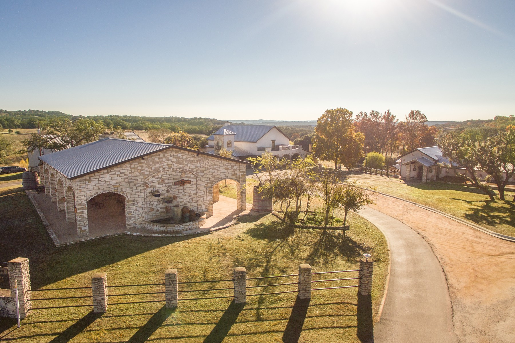 Additional photo for property listing at The Crown Jewel of Texas Wineries 24912 Singleton Bend East Rd Marble Falls, Texas 78654 United States