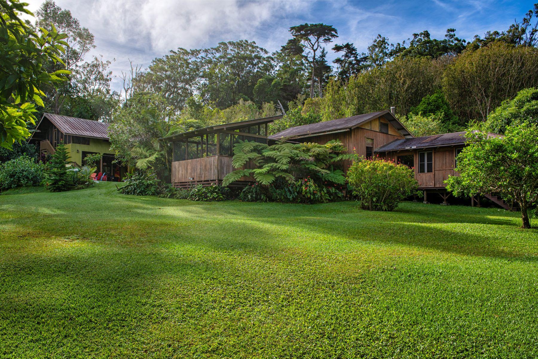 農場 / 牧場 / 種植場 為 出售 在 46-4306 Kahana Dr., Honoka'a, HI 96727 Honokaa, 夏威夷 96727 美國