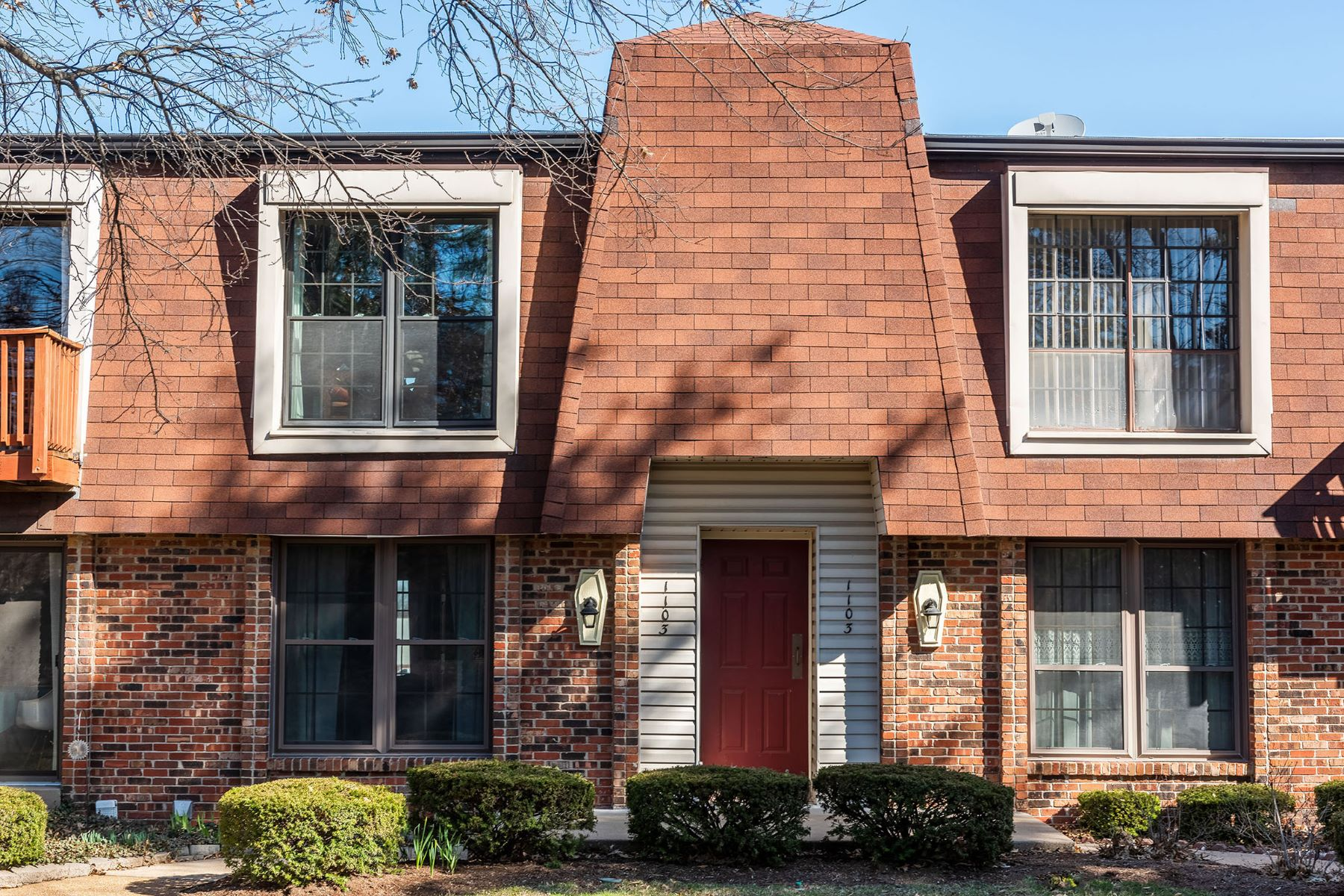 Condominium for Sale at 1103 Appleseed Lane, #A, Olivette, MO 63132 1103 Appleseed Lane, #A Olivette, Missouri 63132 United States