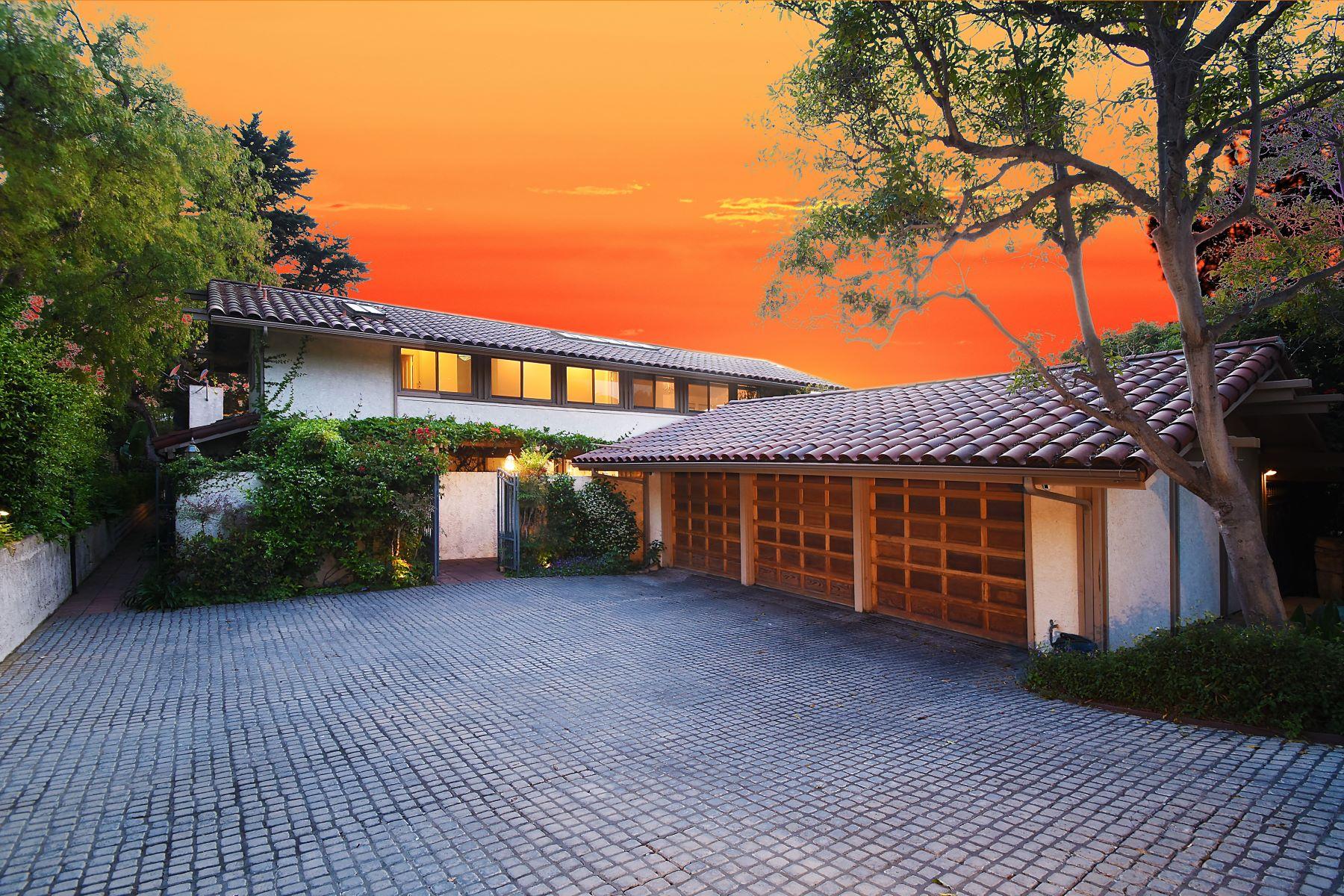 Single Family Homes for Sale at 1103 Via Curva, Palos Verdes Estates, CA 90274 1103 Via Curva Palos Verdes Estates, California 90274 United States