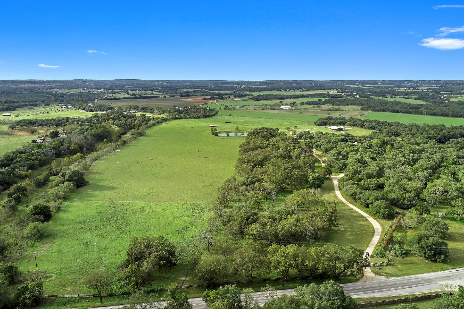 Single Family Homes for Active at Picturesque Fredericksburg Ranch 4088 North State Highway 16 Fredericksburg, Texas 78624 United States