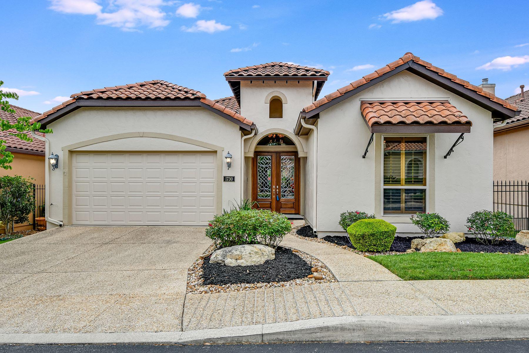 Single Family Homes 为 销售 在 Luxurious Garden Home in Deerfield 1730 Wild Deer Run 圣安东尼奥, 得克萨斯州 78248 美国