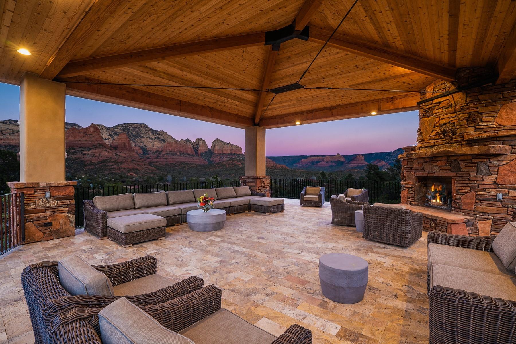 Single Family Homes για την Πώληση στο 215 Shadow Rock Drive, Sedona, Αριζονα 86336 Ηνωμένες Πολιτείες