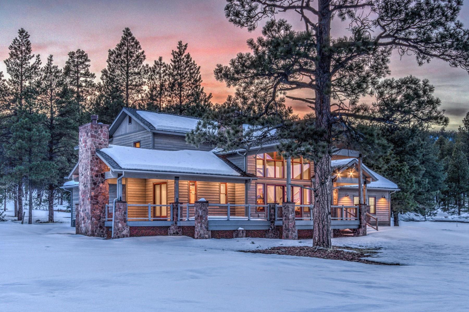 Single Family Homes for Sale at Foxboro Ranch Estates 236 W Dawn CIR Munds Park, Arizona 86017 United States