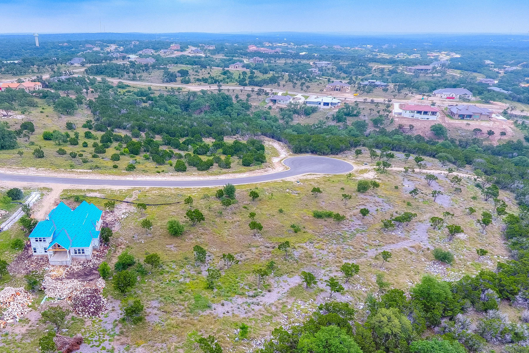 Additional photo for property listing at Breathtaking Lot in Copper Ridge 5873 Verden Ridge New Braunfels, Texas 78132 United States