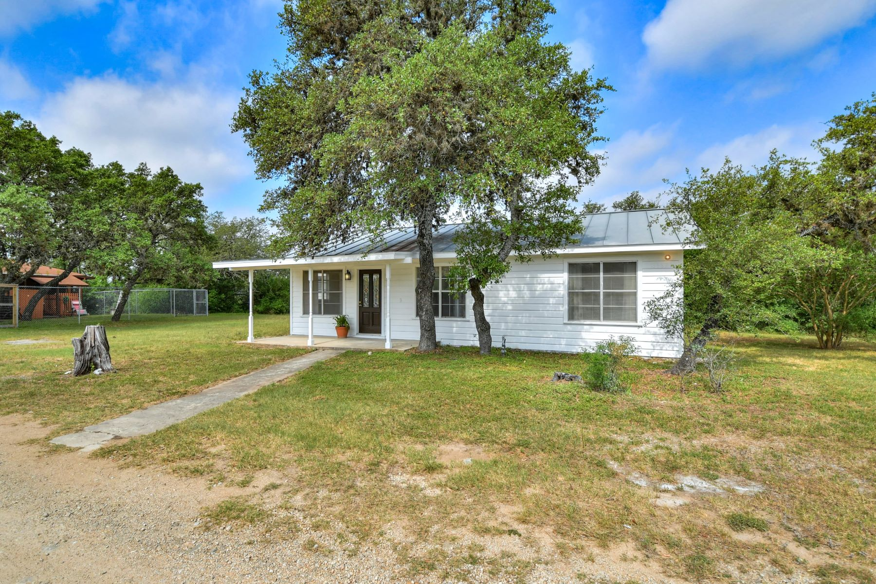 Single Family Homes for Sale at Home on Bandera Road Frontage 13663 Bandera Road Unit 2 Helotes, Texas 78023 United States