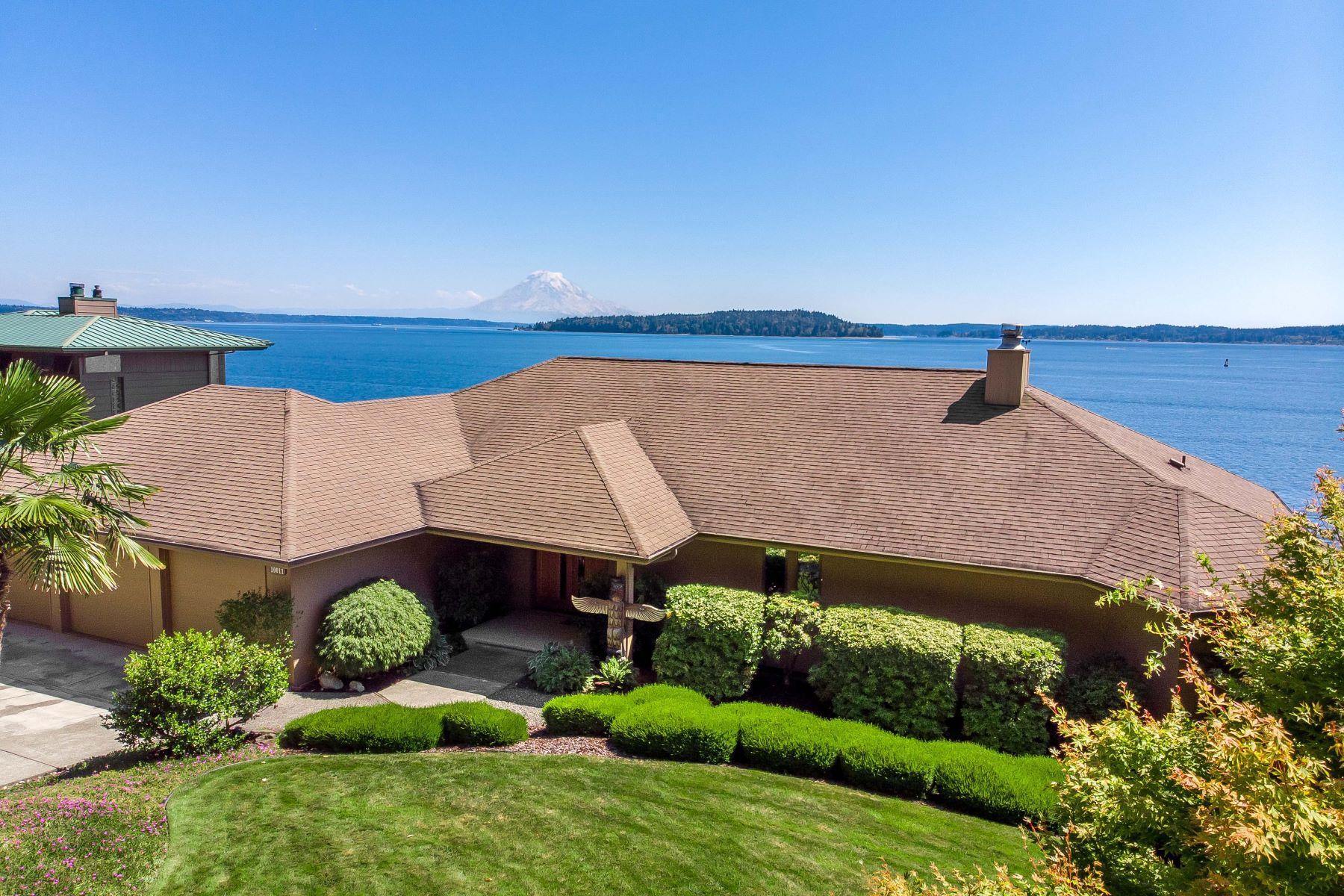 Single Family Homes por un Venta en 10011 NE South Beach Drive, Bainbridge Island, WA 98110 10011 NE South Beach Drive Bainbridge Island, Washington 98110 Estados Unidos