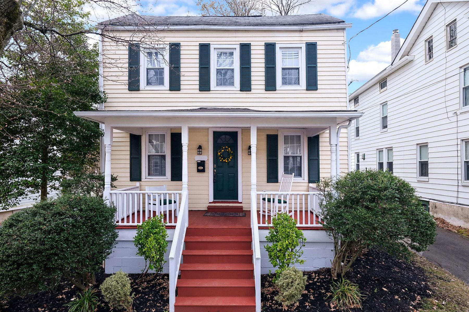 Single Family Homes for Sale at All The Charm of Pennington Borough 218 South Main Street, Pennington, New Jersey 08534 United States