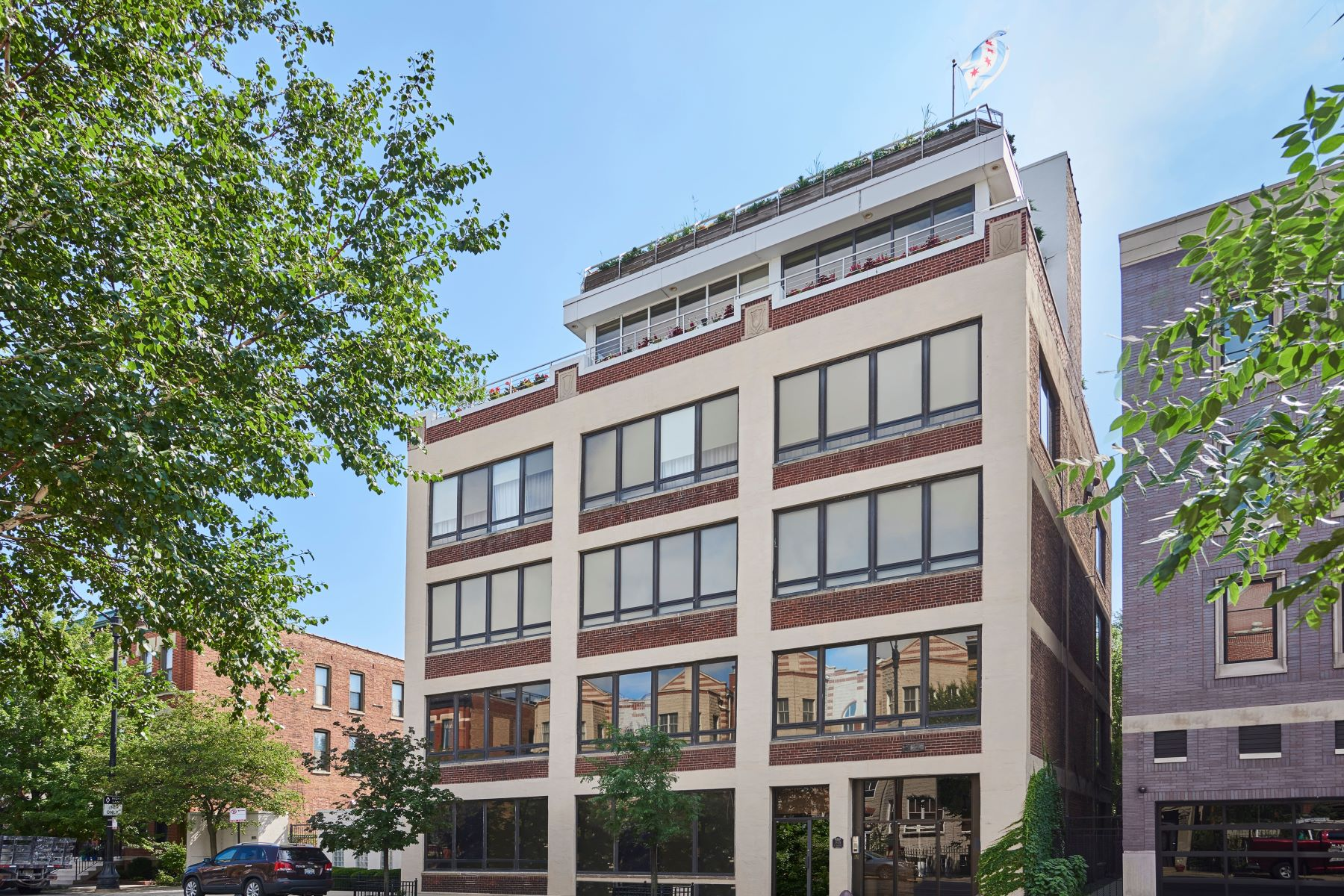 Property for Sale at Very Unique Loft 1855 N Halsted Street, Unit 2W Chicago, Illinois 60614 United States
