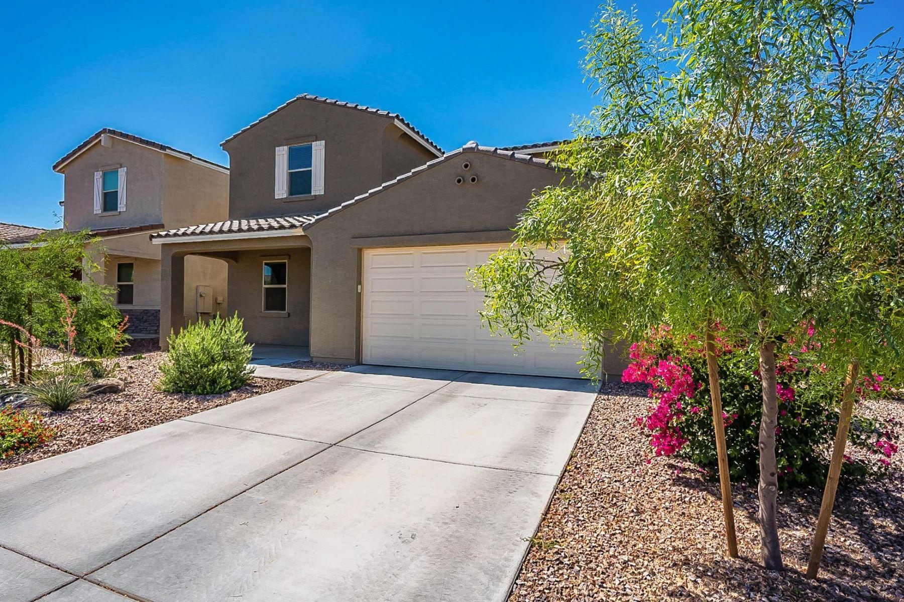 Single Family Homes 为 销售 在 The Meadows 505 W CHAPAWEE TRL 圣谭谷, 亚利桑那州 85140 美国