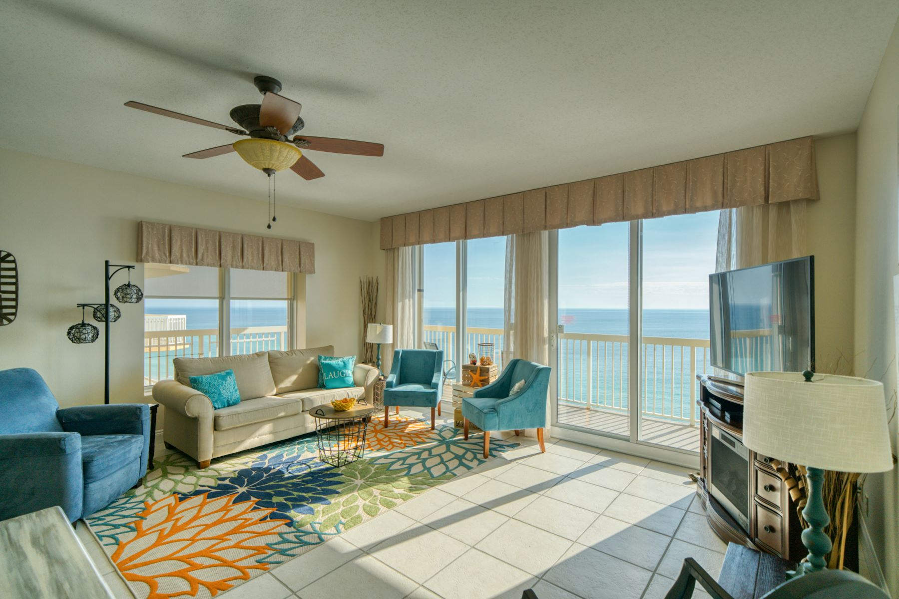 Condominiums for Sale at Panoramic Gulf Views From This Sought-After Corner Condo 15817 Front Beach Road 2-1901 Panama City Beach, Florida 32413 United States