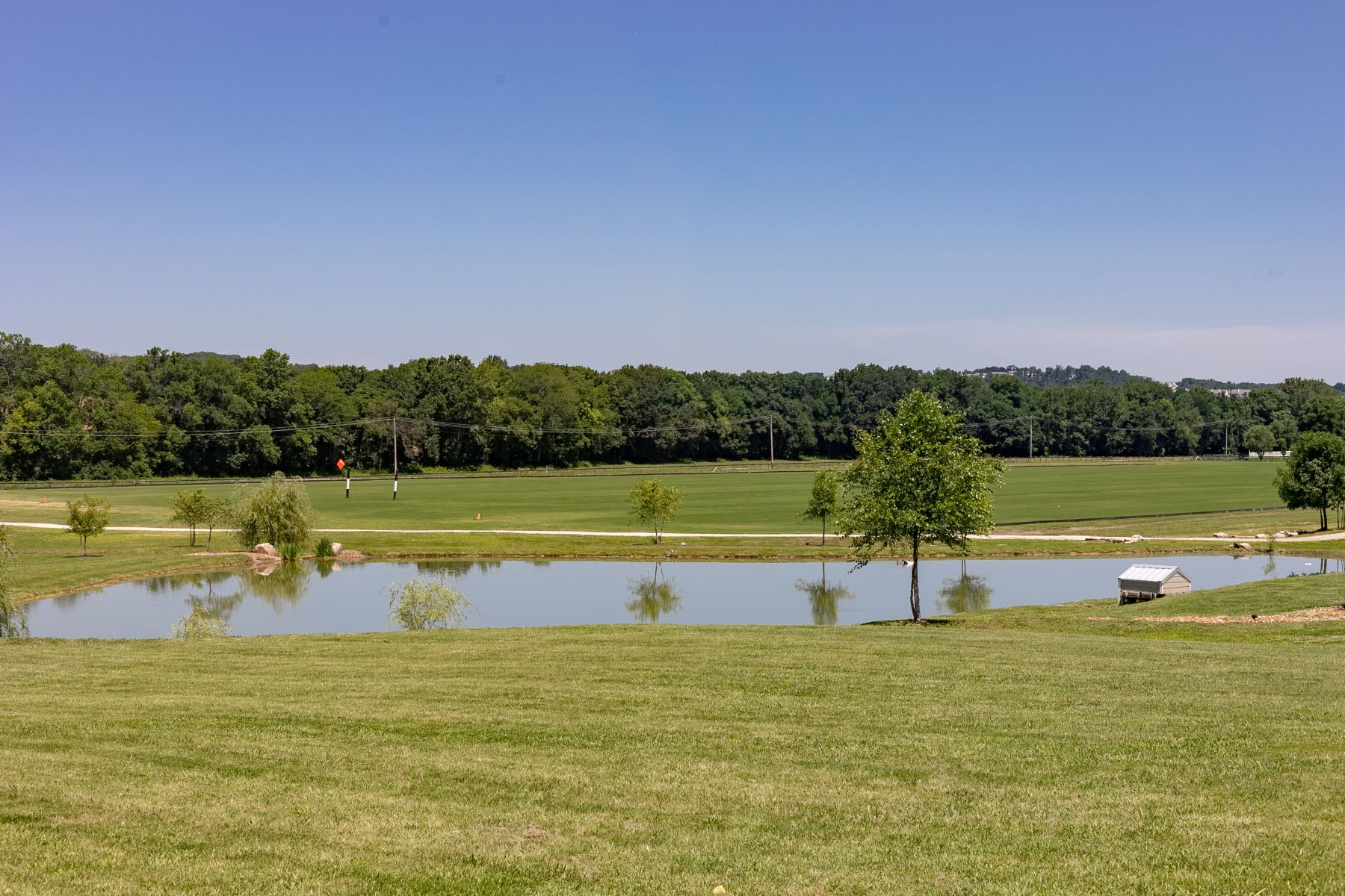 Additional photo for property listing at Luxurious Equestrian Estate on 14 Acres 96 High Trails Drive Eureka, Missouri 63025 United States