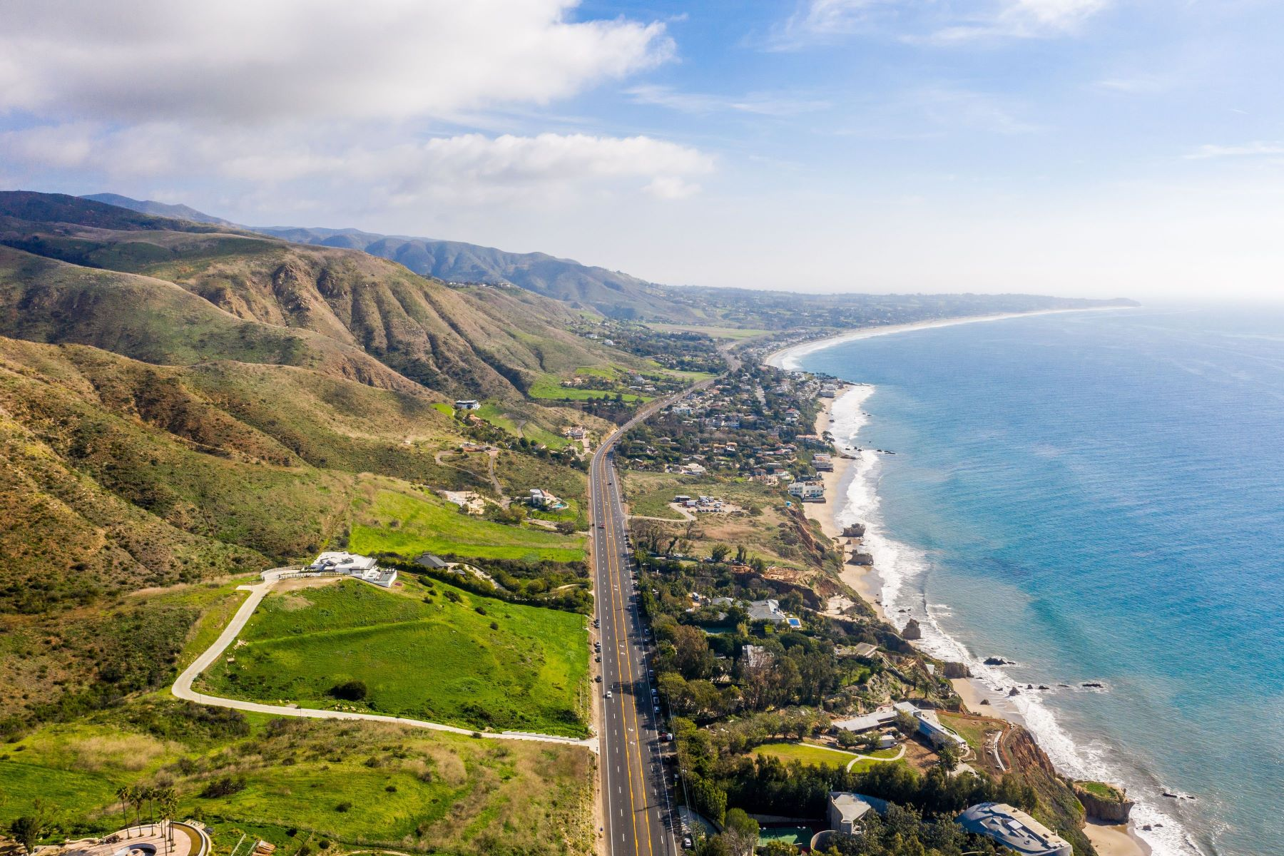 Land for Active at 32401 Pacific Coast Highway, Malibu, CA 90265 32401 Pacific Coast Highway Malibu, California 90265 United States
