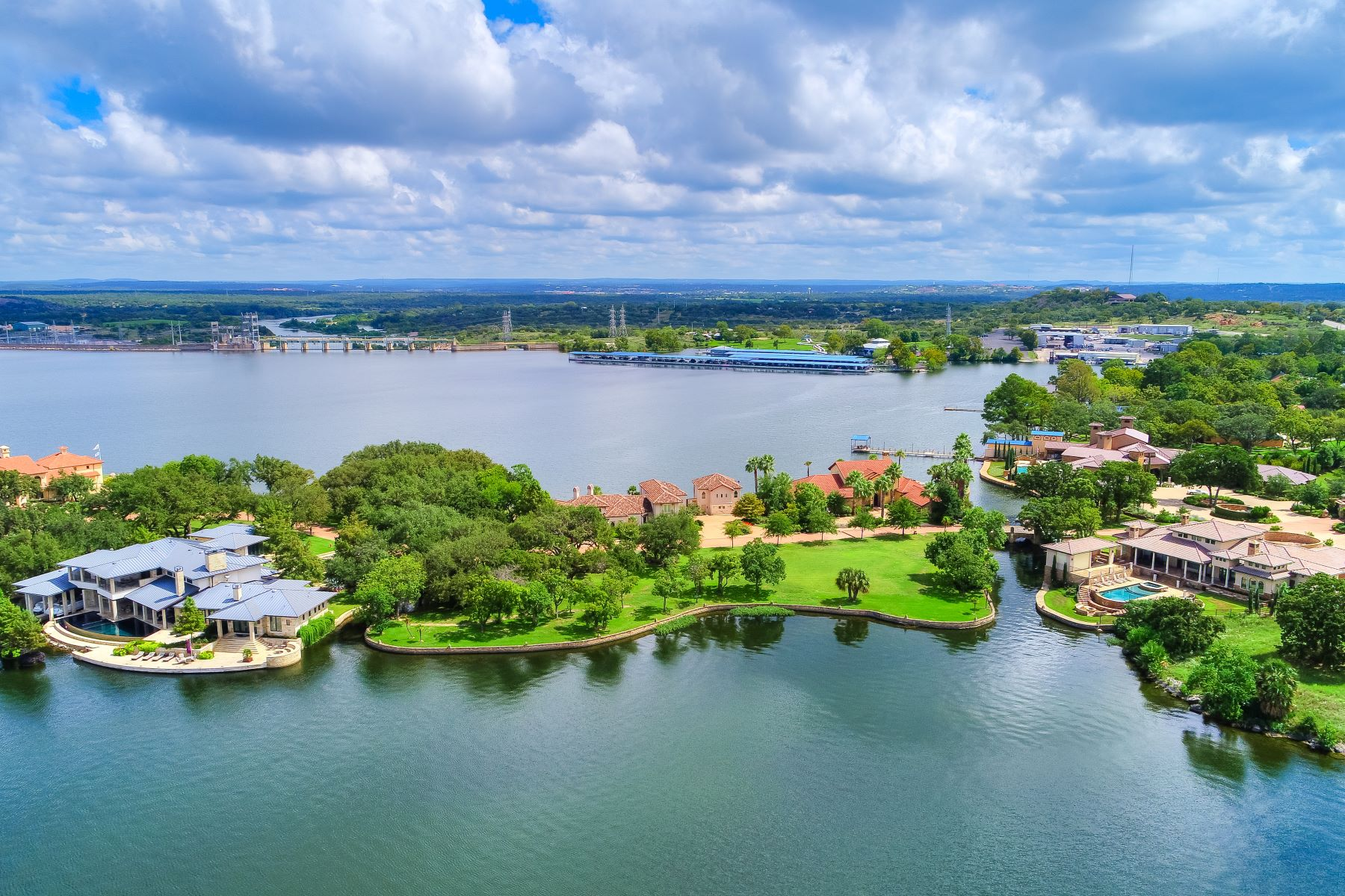 Land for Active at One of the Most Exquisite Lots on Lake LBJ Legacy Lot 7-A Estate Drive Horseshoe Bay, Texas 78657 United States