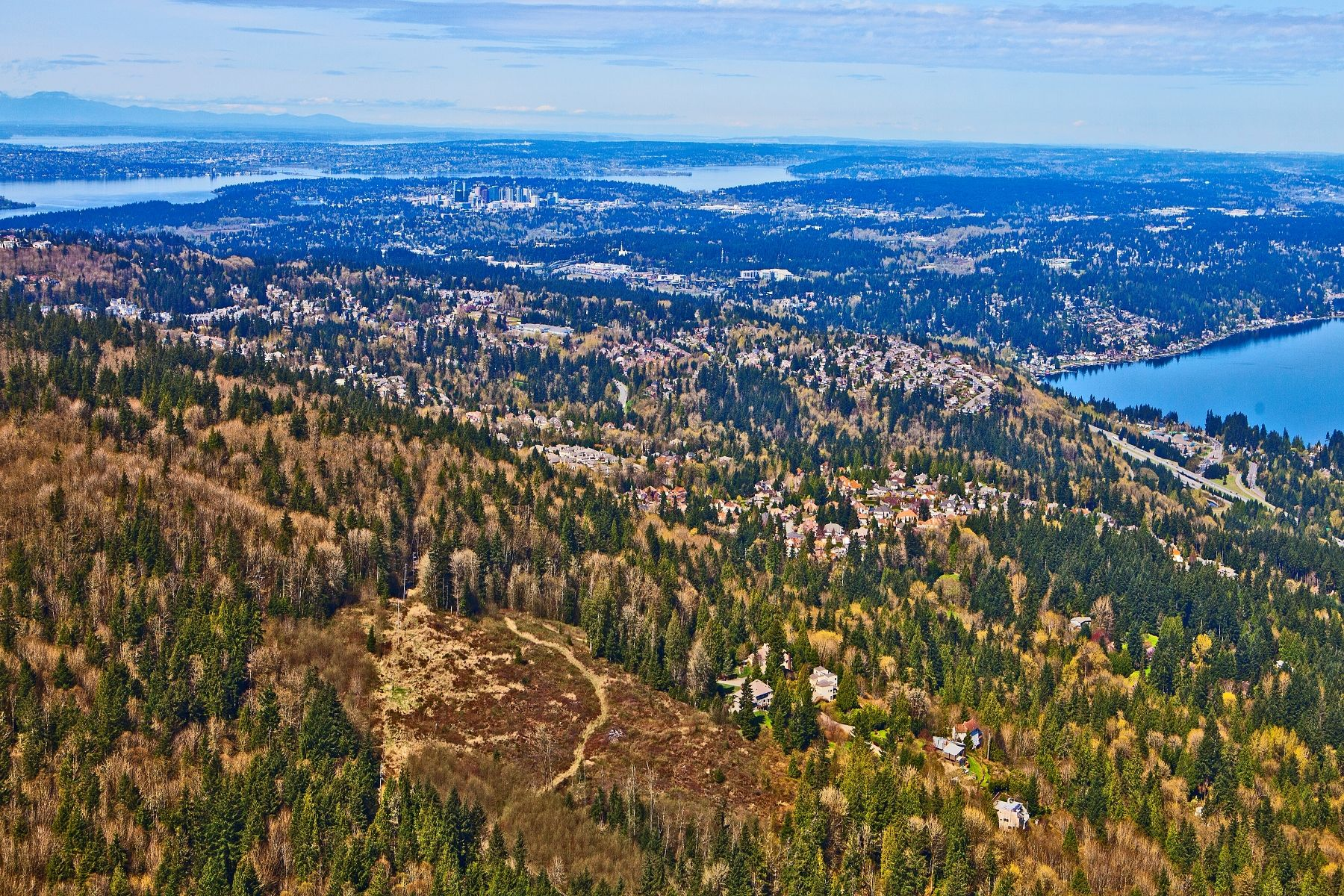 Land for Sale at 18500 SE 65th Place, Issaquah, WA 98027 Issaquah, Washington 98027 United States
