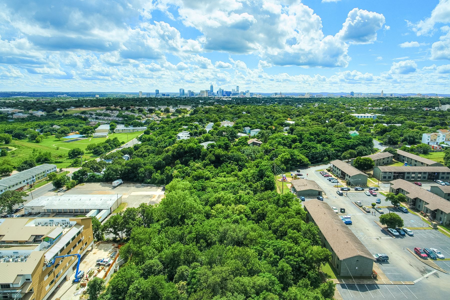 Land for Sale at Gorgeous lot for potential residential development 1100 Harvey Street, Austin, Texas 78702 United States
