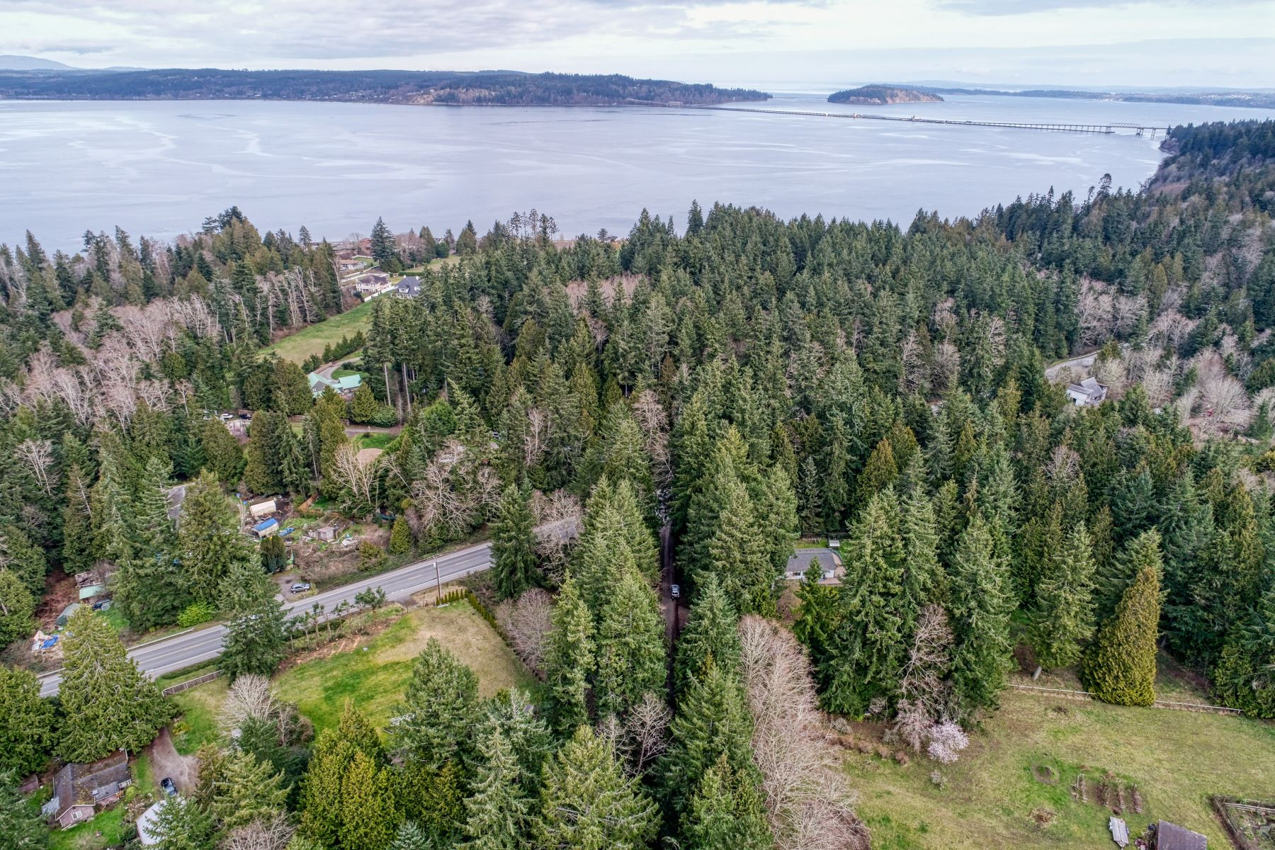 Land for Sale at Corner of Hwy 3 and Scenic Drive NE, Poulsbo, WA Lot Scenic Drive NE, Poulsbo, Washington 98370 United States