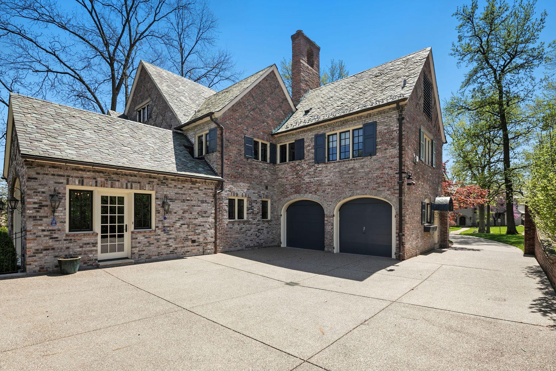Additional photo for property listing at Spectacular Maritz and Young Designed Residence 6409 Ellenwood Avenue Clayton, Missouri 63105 United States