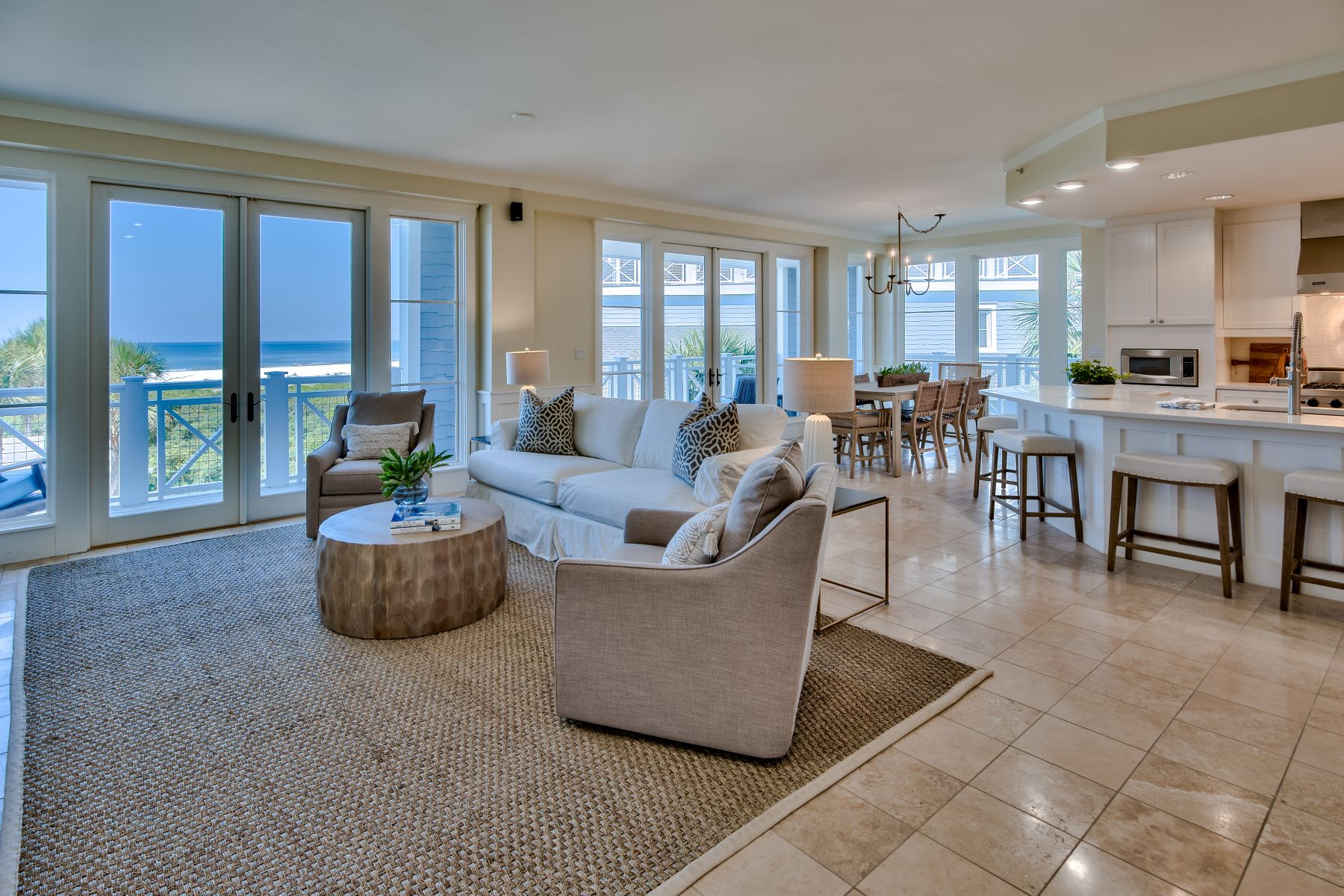 Condominiums for Sale at Three Bedroom Condo in WaterSound Beach with Gulf Views 337 Bridge Lane South B313 Watersound, Florida 32461 United States