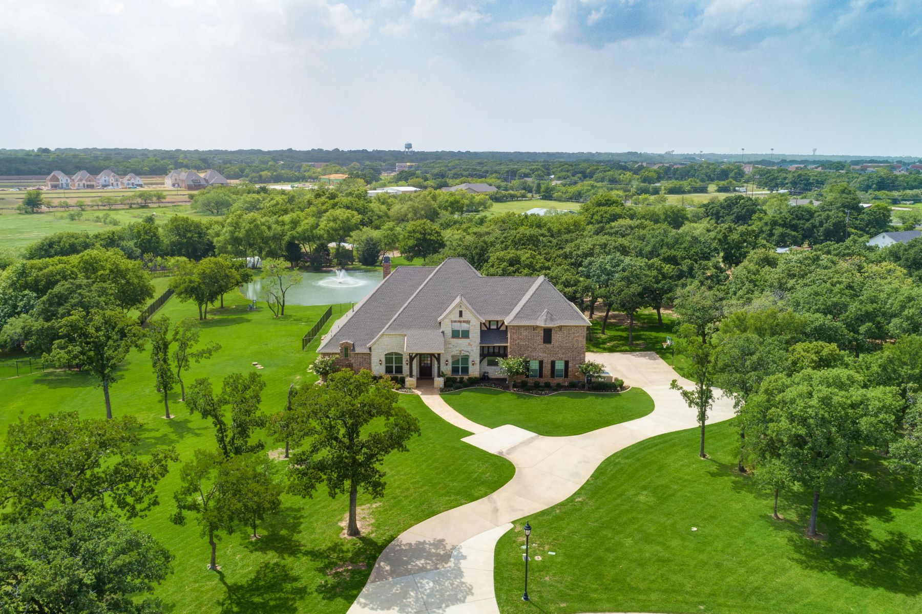 Single Family Homes for Sale at 635 Manor Drive, Argyle, TX, 76226 635 Manor Drive Argyle, Texas 76226 United States