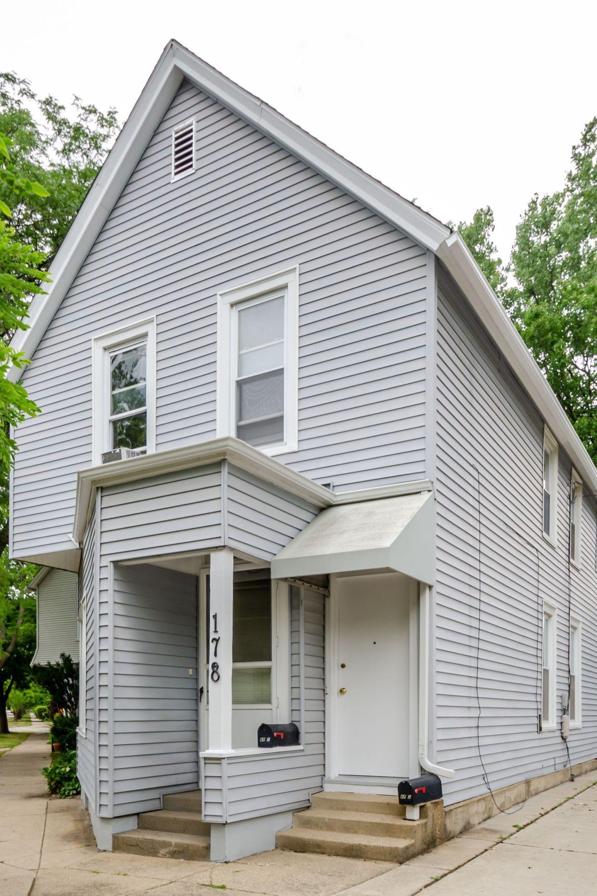 Other Residential Homes para Venda às Perfectly Maintained 2-Flat 178 Prairie Avenue, Wilmette, Illinois 60091 Estados Unidos