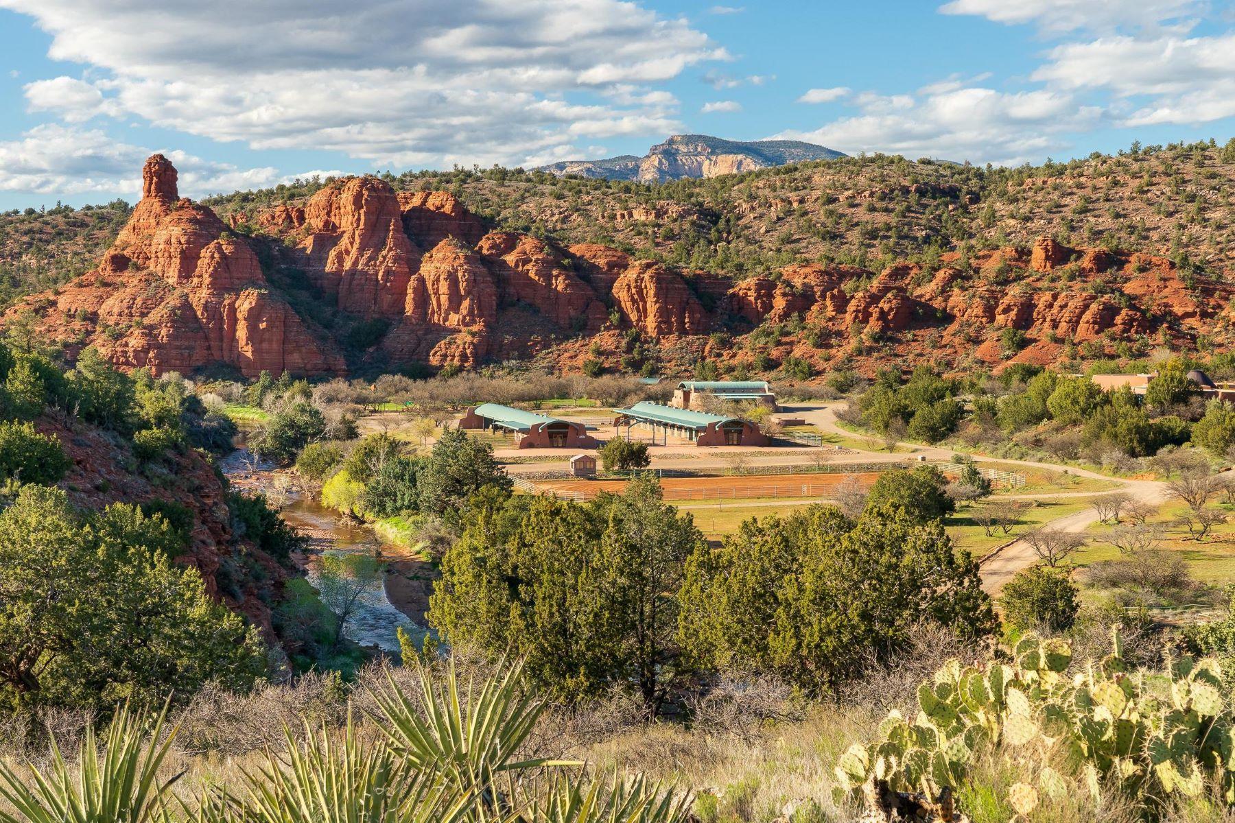 Single Family Homes για την Πώληση στο 00 El Rojo Grande Ranch - Lot A, Sedona, Αριζονα 86336 Ηνωμένες Πολιτείες