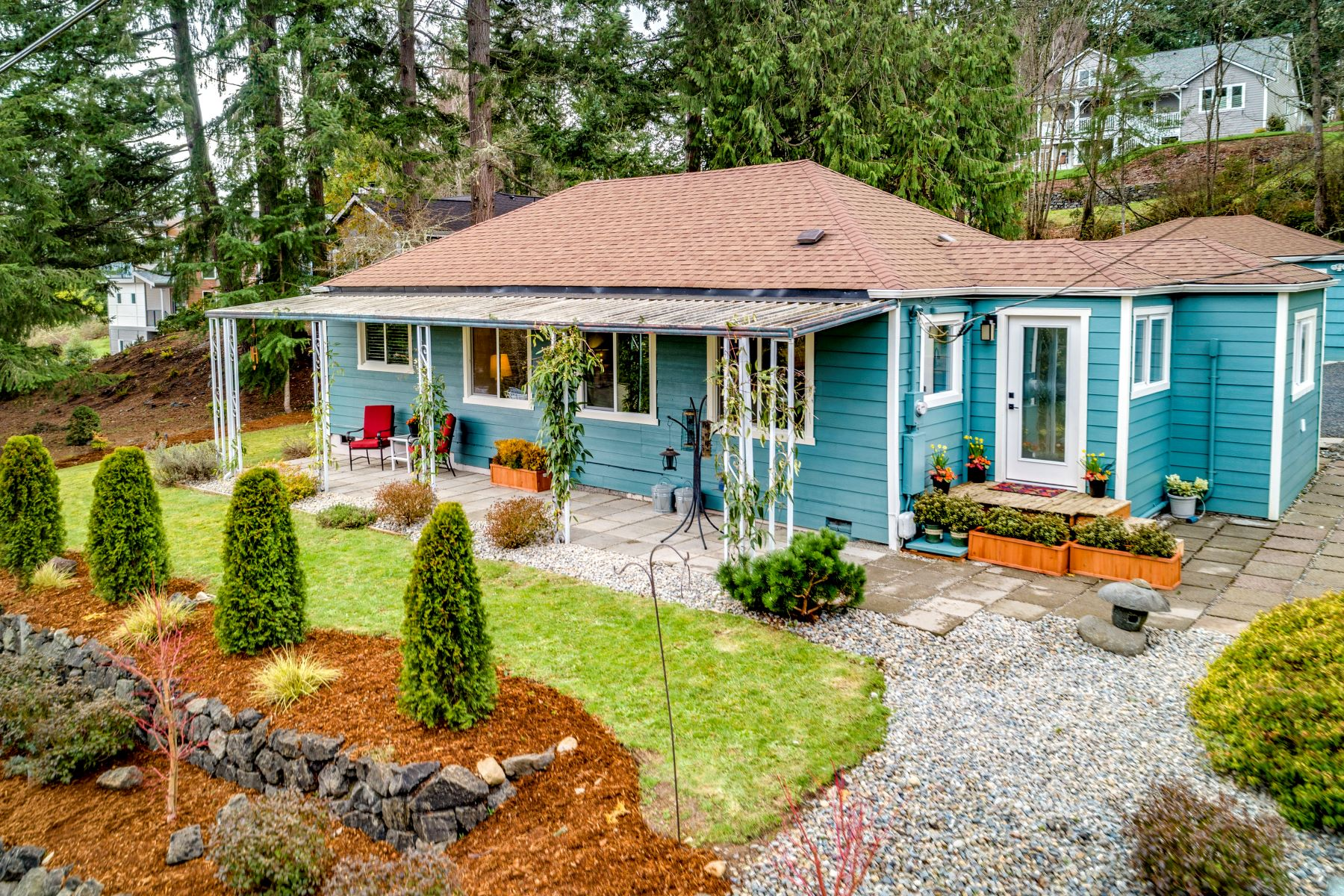 Single Family Homes for Sale at 9416 Peacock Hill Avenue, Gig Harbor, WA 98332 9416 Peacock Hill Ave Gig Harbor, Washington 98332 United States