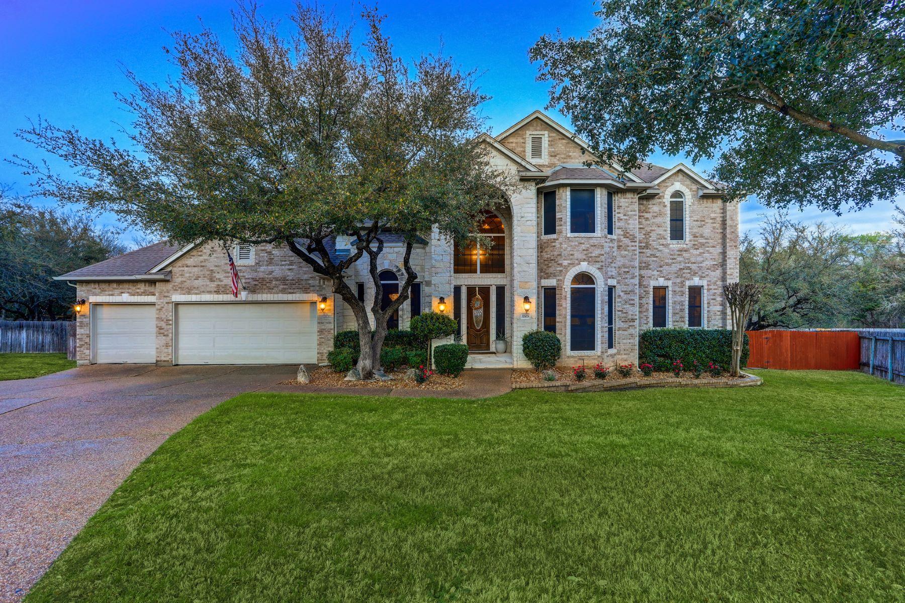 Single Family Homes für Verkauf beim 3703 Del Monte Cove, Round Rock, TX 78664 Round Rock, Texas 78664 Vereinigte Staaten