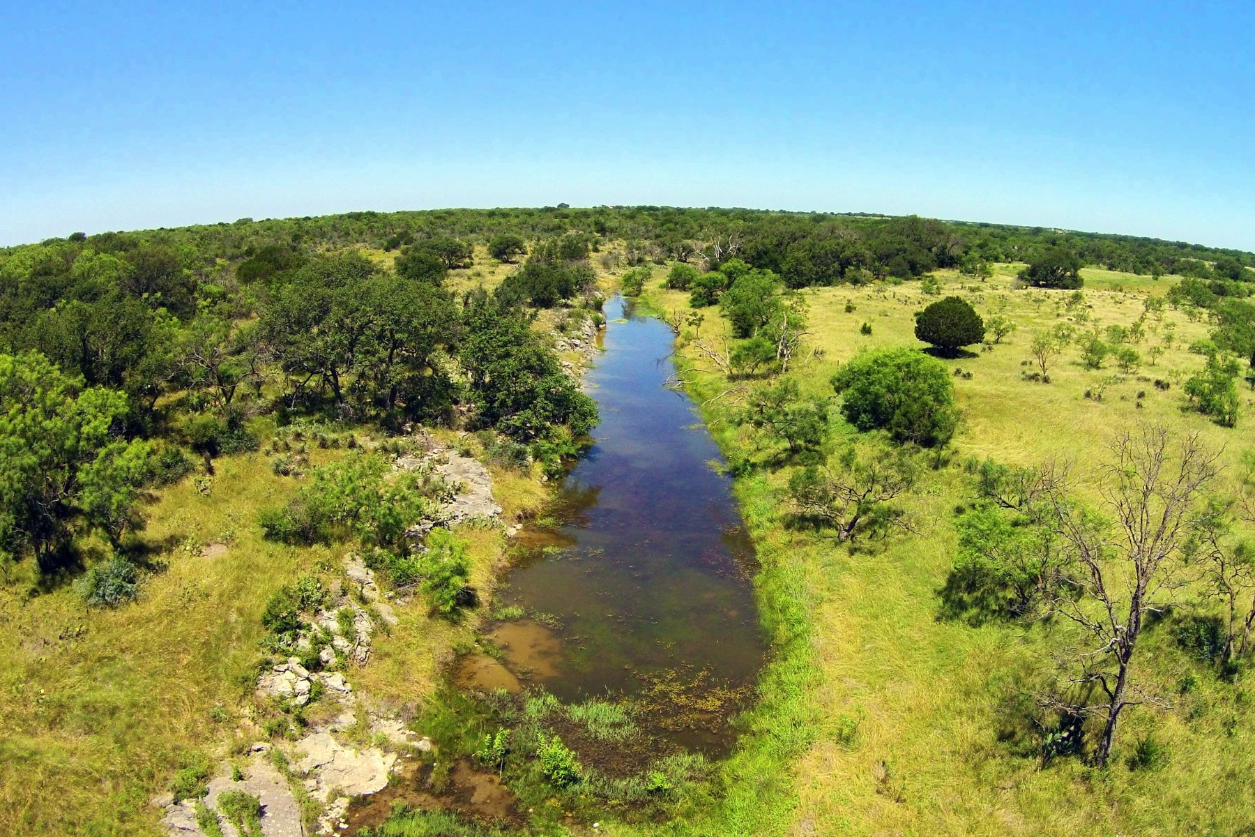 Farm / Ranch / Plantation for Sale at 461+/- Acres - Live Oak Creek Ranch 461+/- Acres / McCullough County Brady, Texas 76825 United States