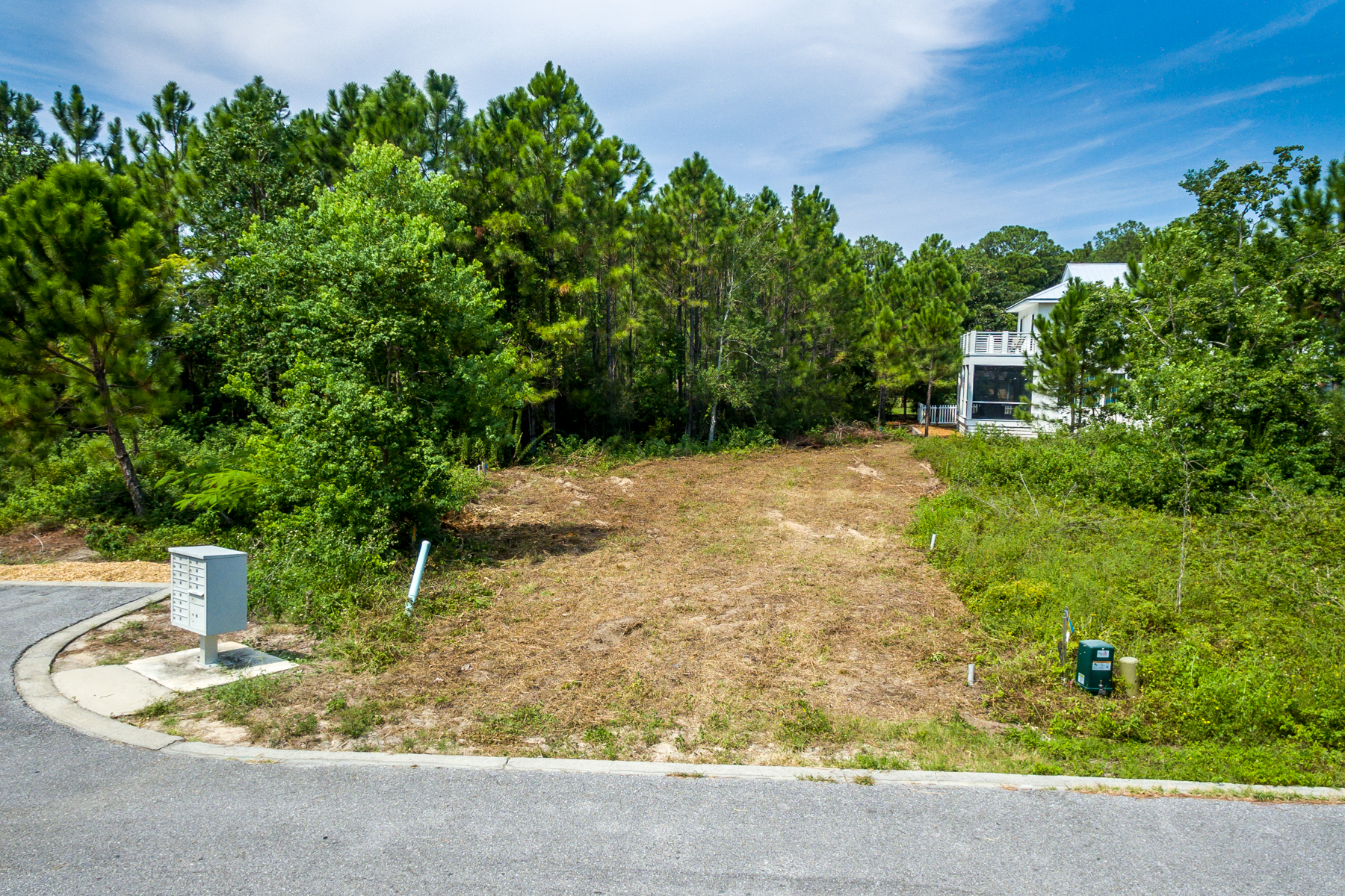 Land for Active at Beautiful Lot With Potential Bay And Lake views Near Gulf Lot 7 Riley Court Miramar, Florida 32550 United States