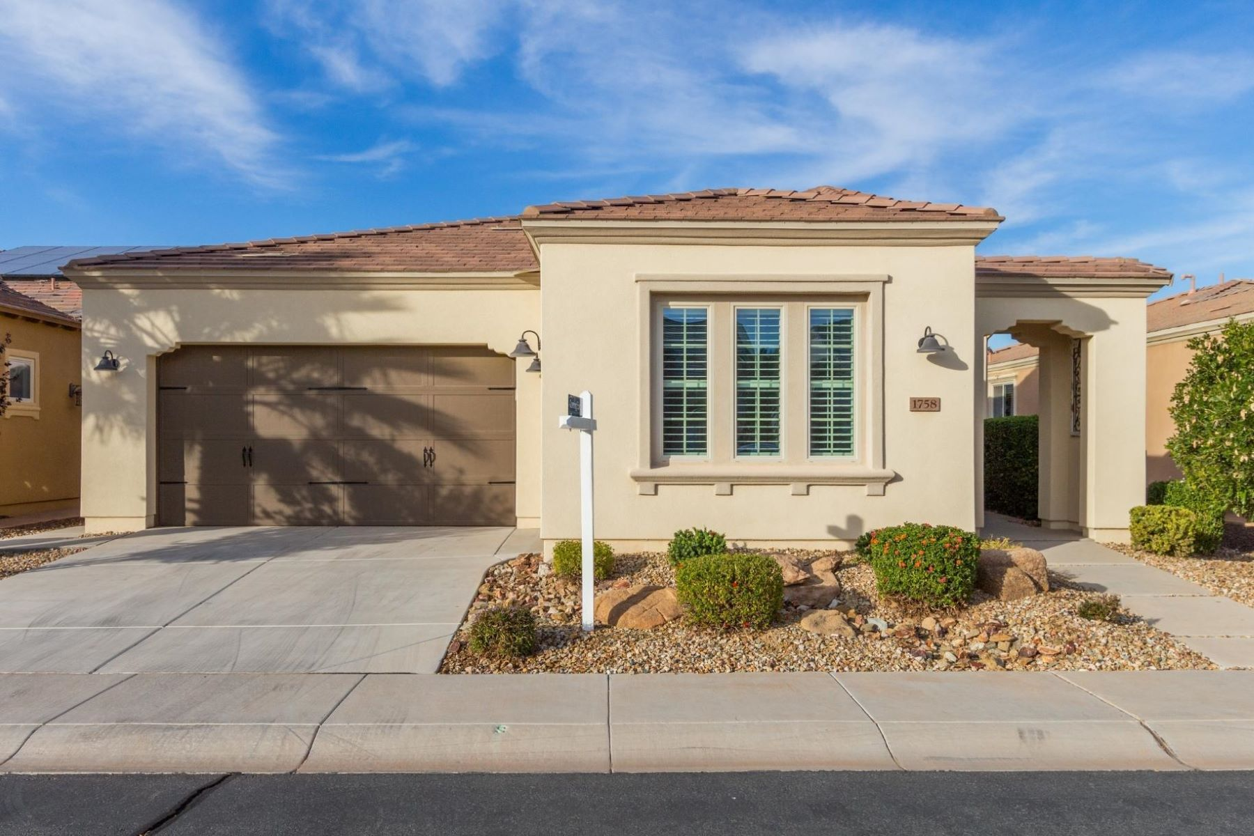 Single Family Homes for Active at Encanterra Country Club 1758 E Hesperus Way San Tan Valley, Arizona 85140 United States
