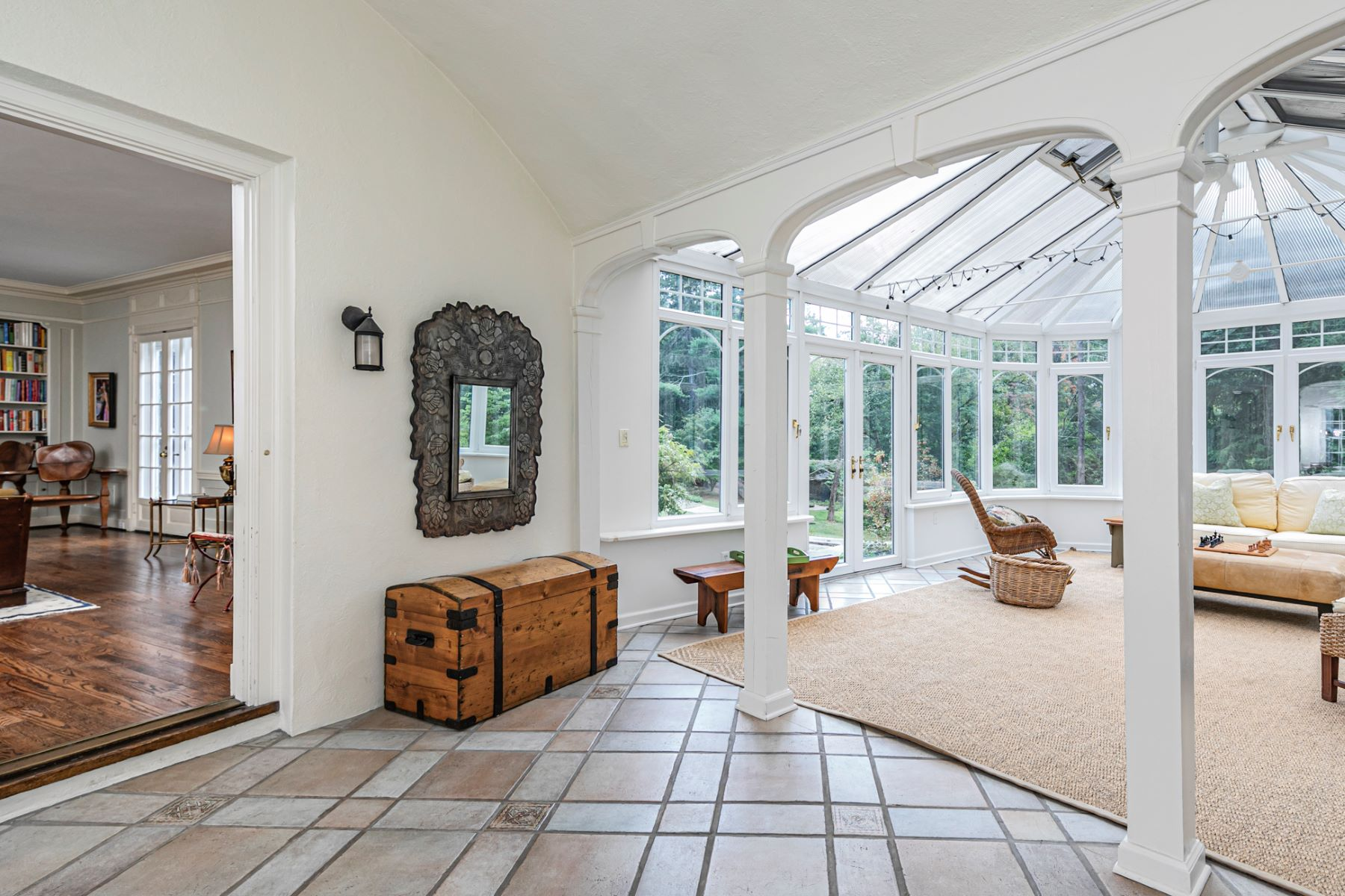 Additional photo for property listing at Storied Princeton Treasure, Polished to Perfection 56 Edgerstoune Road, Princeton, New Jersey 08540 United States