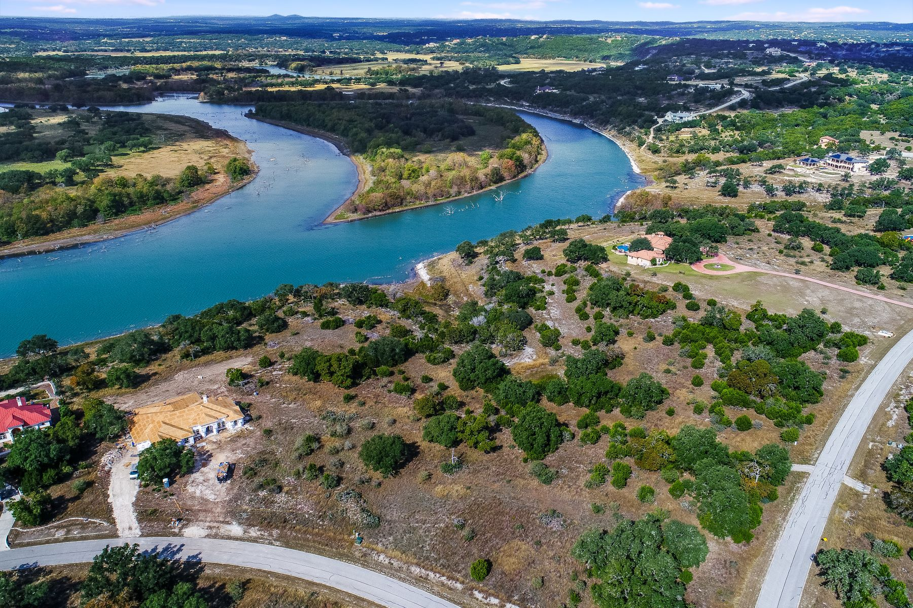 Additional photo for property listing at Over 2 Pristine Waterfront Acres in Mystic Shores 1010 Fabled Way Spring Branch, Texas 78070 United States