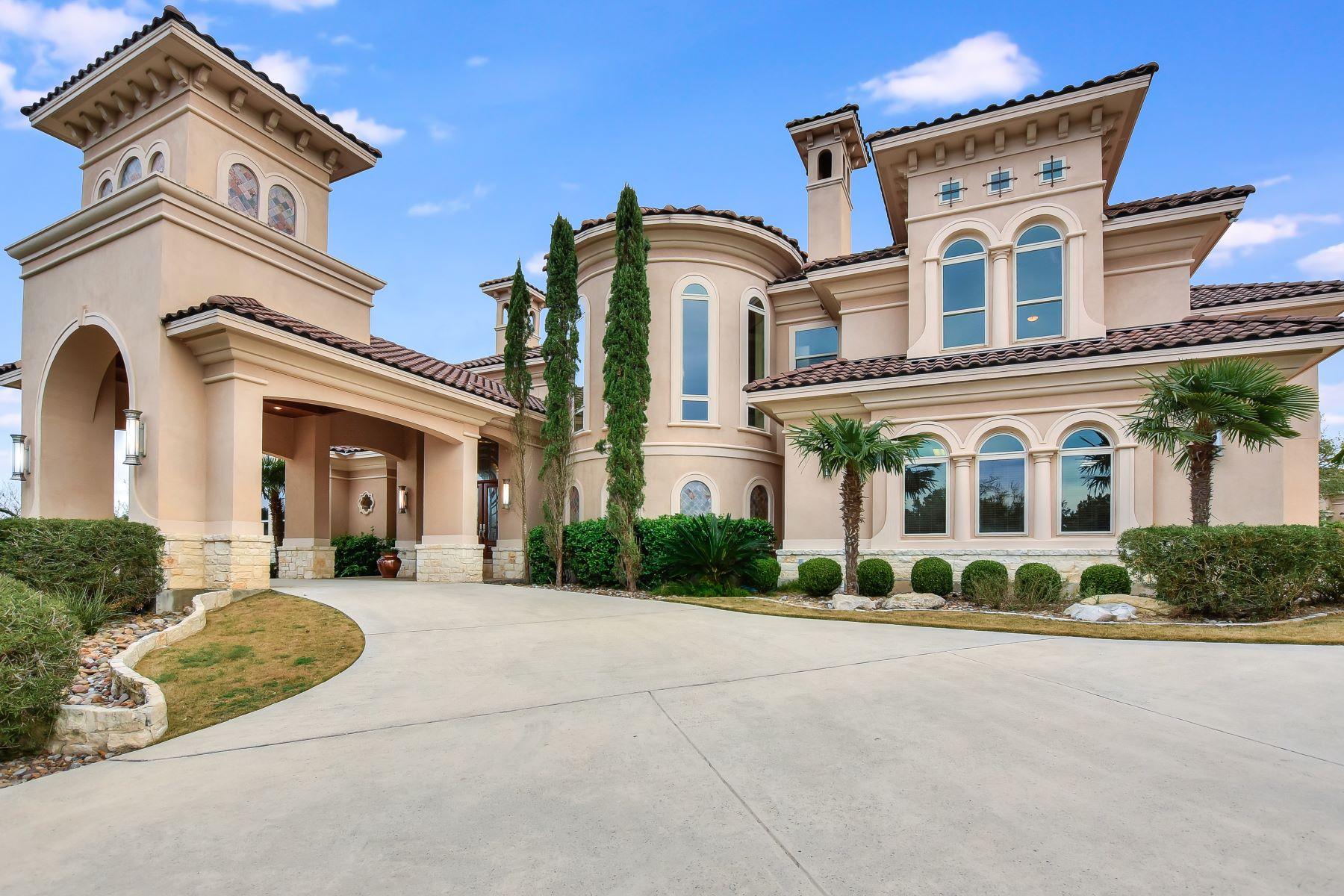 Single Family Homes for Sale at 24902 Miranda Ridge, Boerne, TX 78006 24902 Miranda Ridge Boerne, Texas 78006 United States