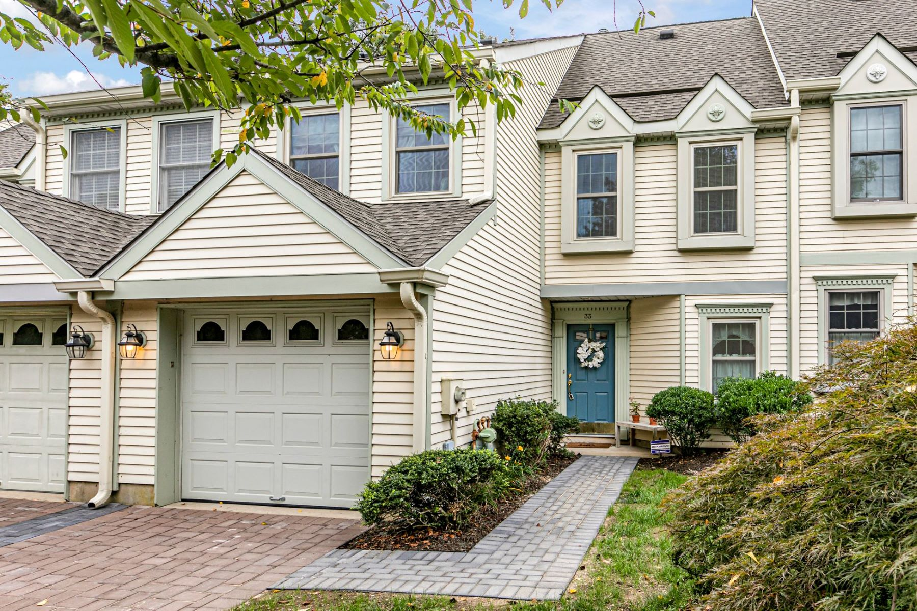 townhouses for Sale at Lovely Townhome in a Zip Everywhere Location 33 Fair Acres Court, Princeton, New Jersey 08540 United States