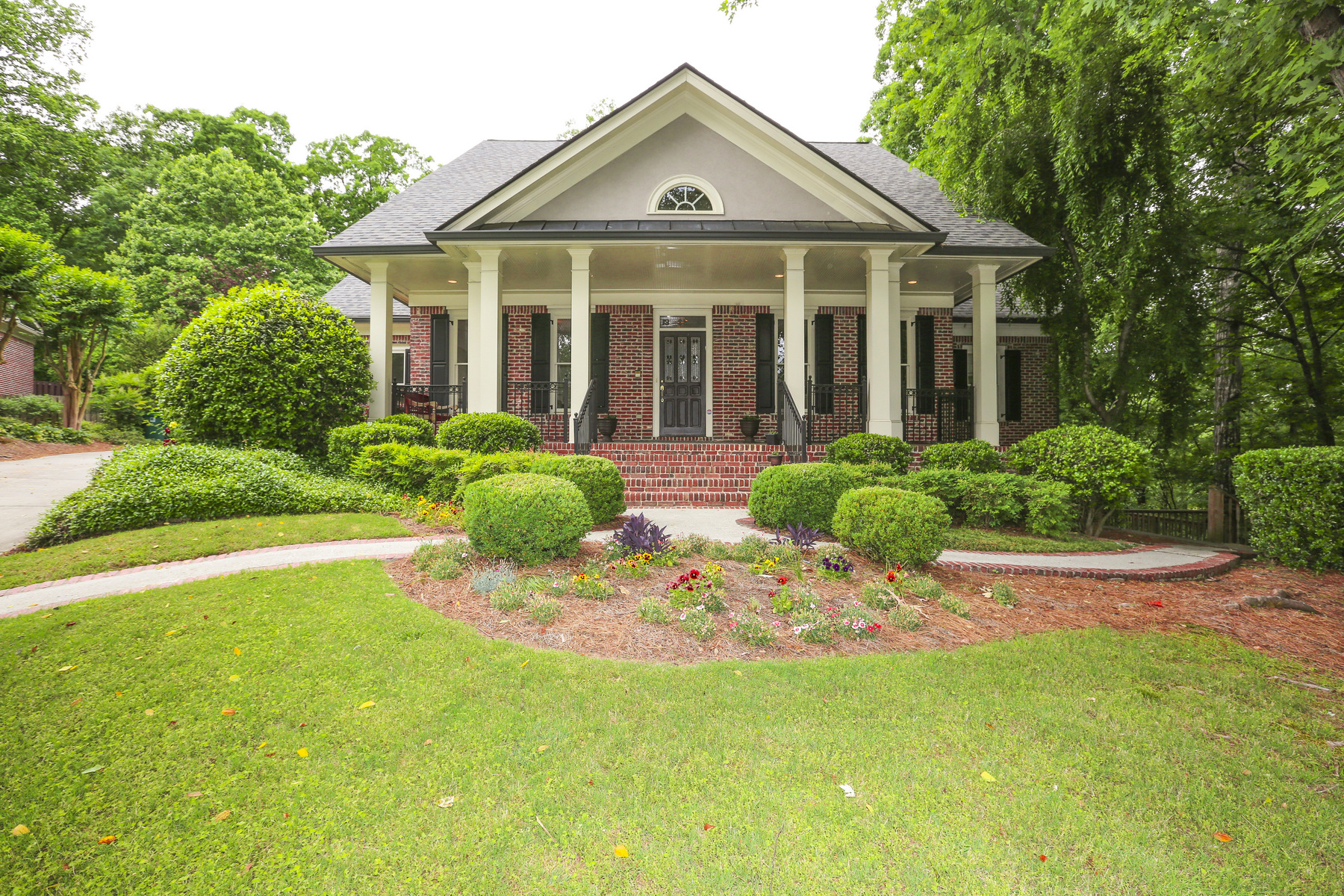 Single Family Home for Sale at Beautiful Brick Traditional On Cul-de-sac In Sought After Gated Community 2313 Garden Park Dr Smyrna, Georgia 30080 United States