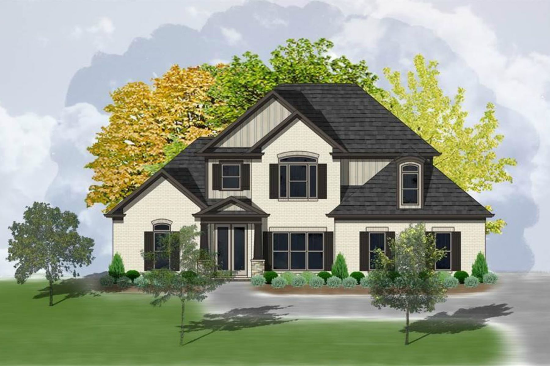 Single Family Homes pour l Vente à Meridianville, Alabama 35759 États-Unis