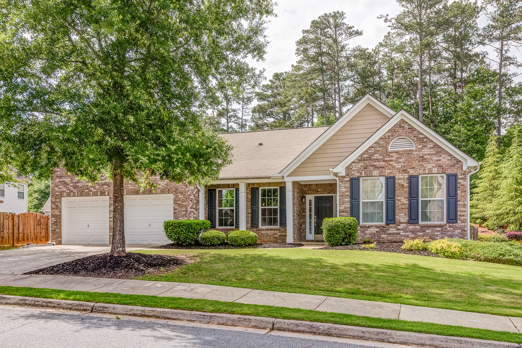 Single Family Home for Sale at Modern Renovated Ranch 3424 Owens Landing Dr Kennesaw, Georgia 30152 United States