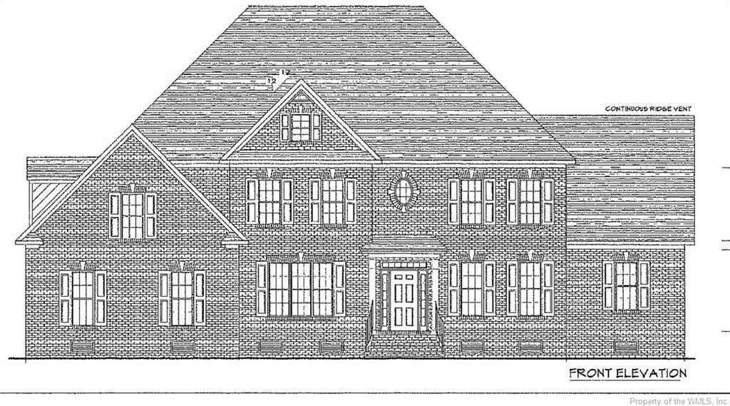 Single Family Homes por un Venta en 128 River Bluffs Williamsburg, Virginia 23185 Estados Unidos