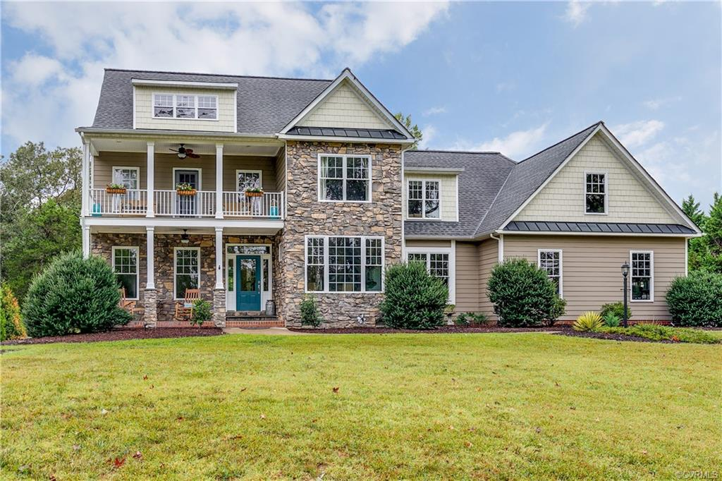 Single Family Homes for Sale at Powhatan, Virginia 23139 United States