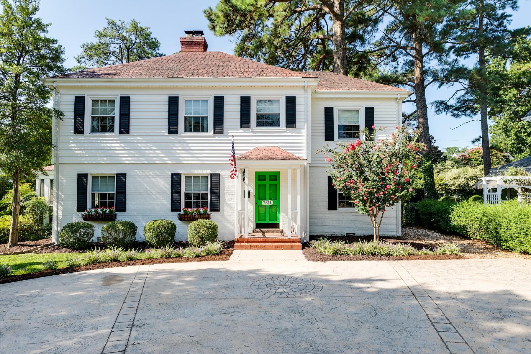 Single Family Homes por un Venta en 7311 Three Chopt Road Henrico, Virginia 23226 Estados Unidos