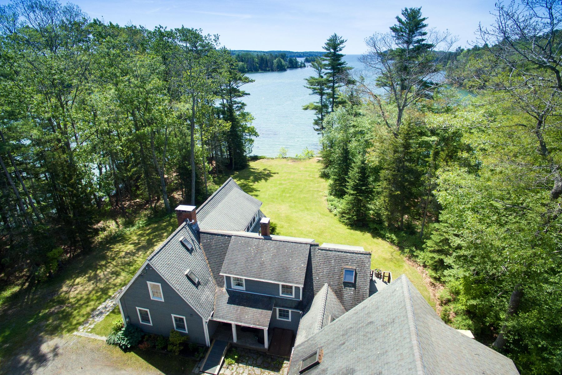 Single Family Homes for Sale at 87 Adams Way South Bristol, Maine 04568 United States