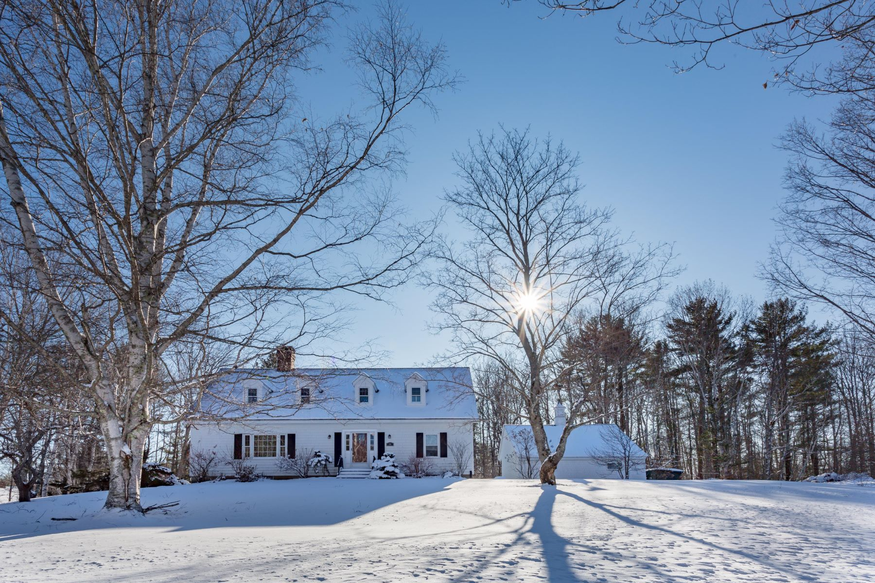 Single Family Homes for Sale at 50 Molyneaux Road Camden, Maine 04843 United States
