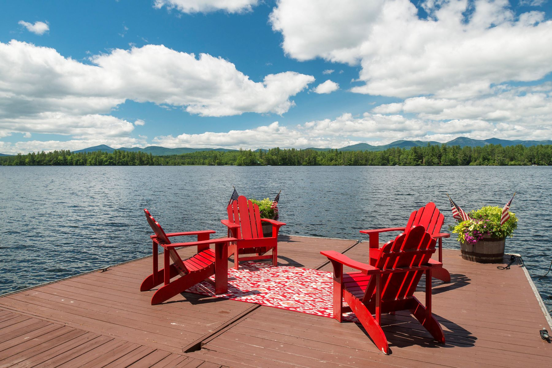 Single Family Homes for Active at 98 Severance Lodge Road Lovell, Maine 04051 United States