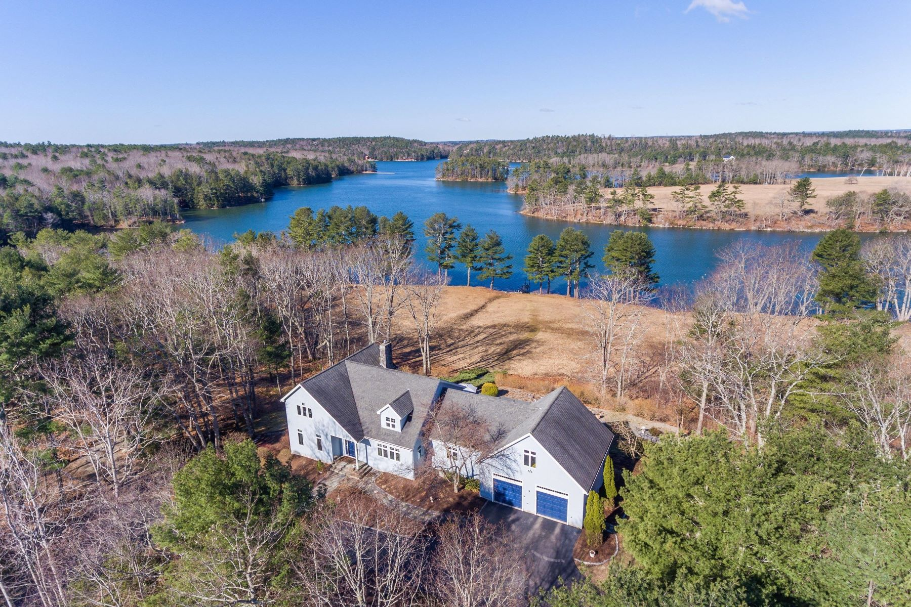 Single Family Homes for Active at 7 Captain Winter Road West Bath, Maine 04530 United States
