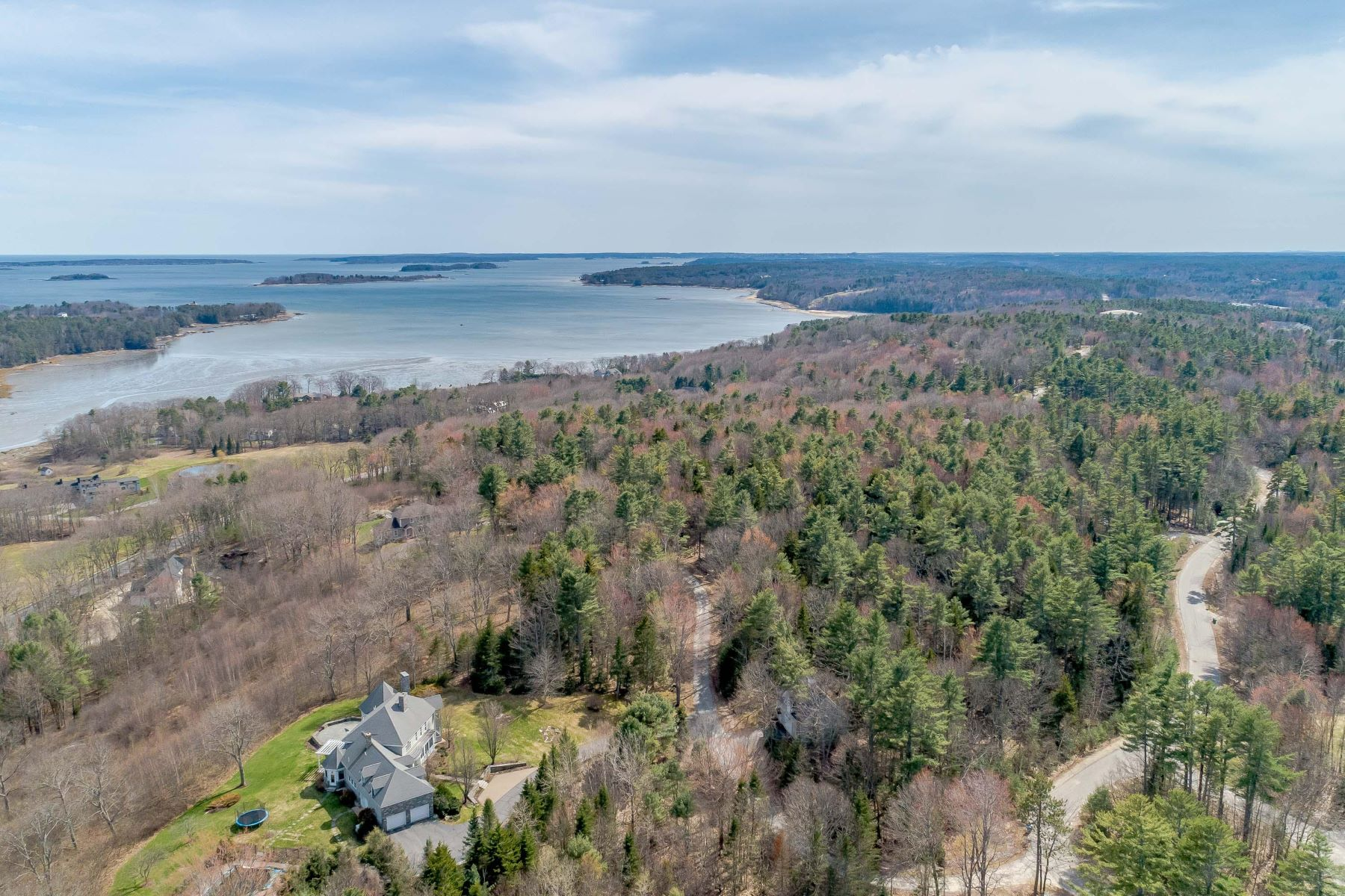 Single Family Homes for Sale at Lot 5 Starboard Reach Yarmouth, Maine 04096 United States