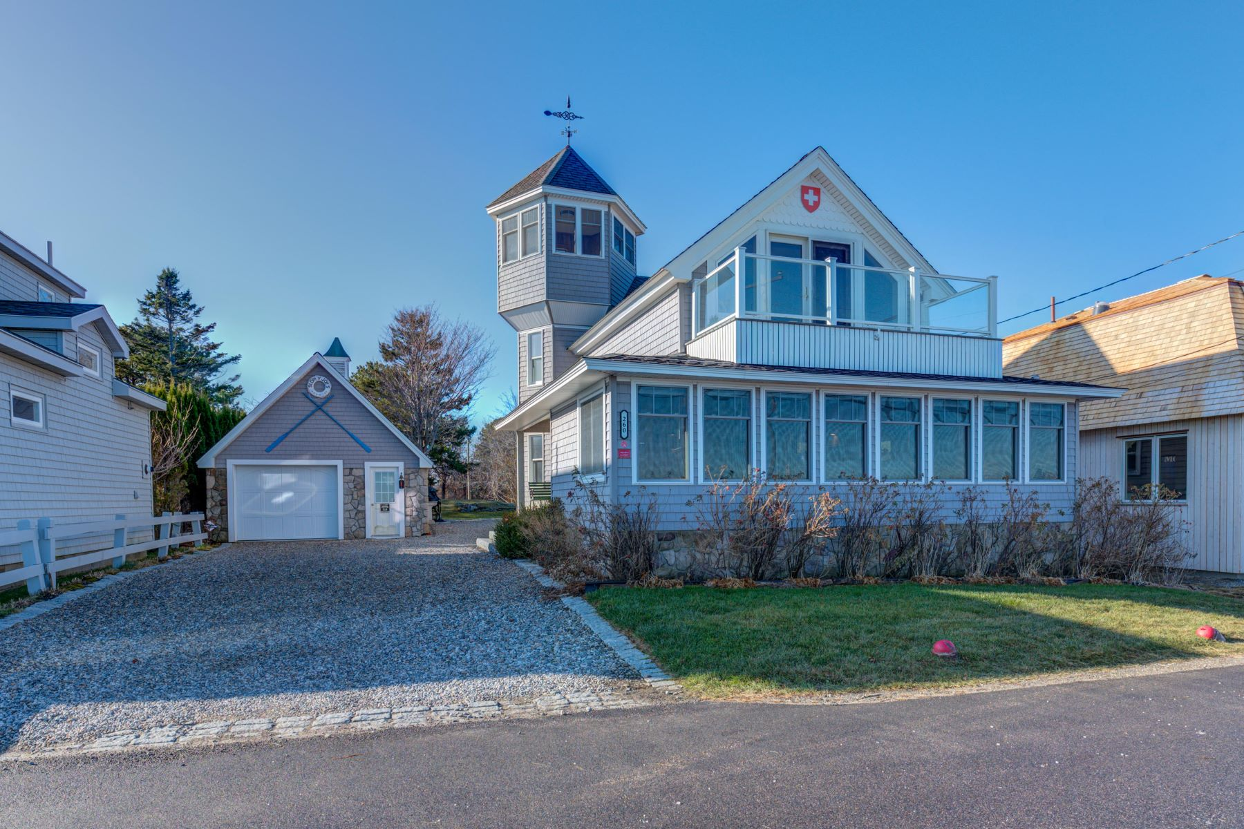 Single Family Homes for Sale at 260 Hills Beach Road Biddeford, Maine 04005 United States