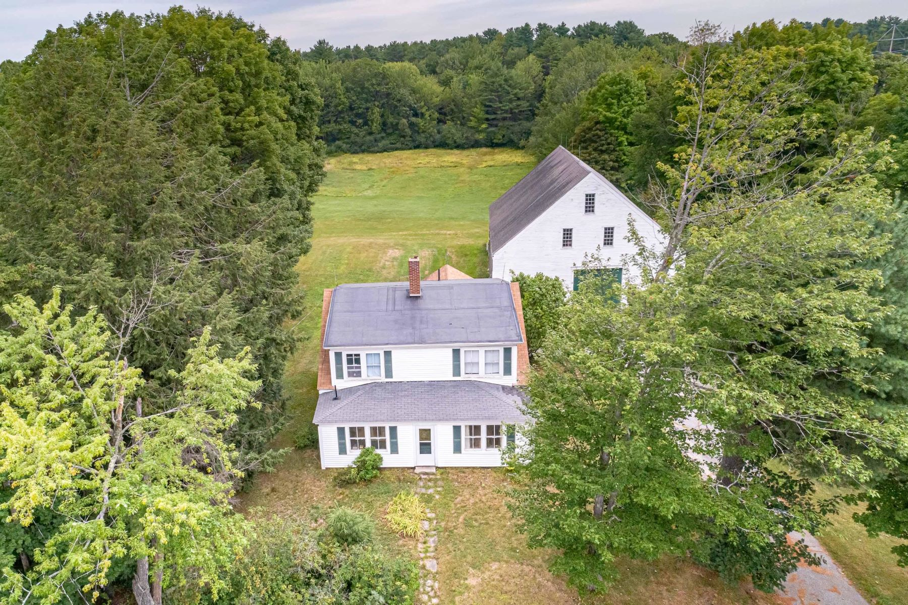 Single Family Homes for Sale at 85 Tuttle Road Cumberland, Maine 04021 United States