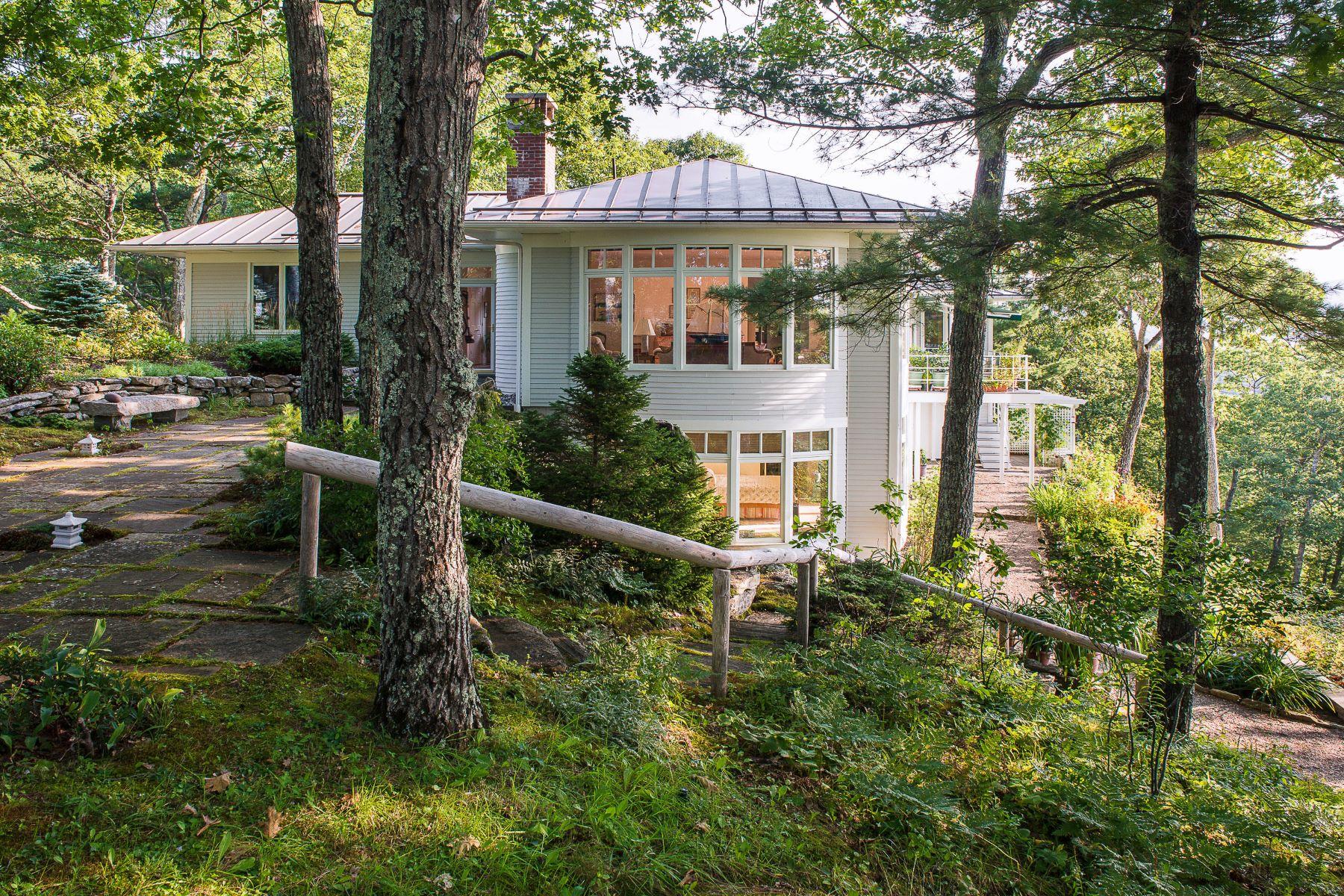 Single Family Homes por un Venta en 125 Bald Mountain Road Camden, Maine 04843 Estados Unidos