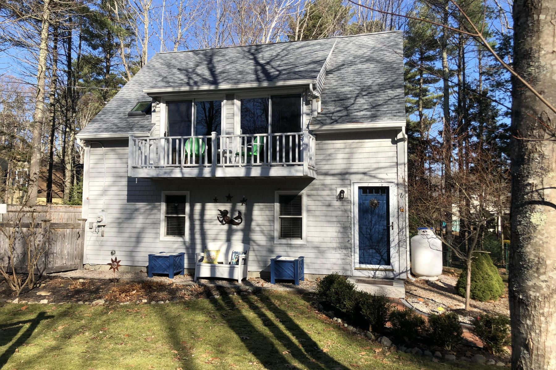 Single Family Homes for Sale at 6 Briarwood Drive Kennebunkport, Maine 04046 United States